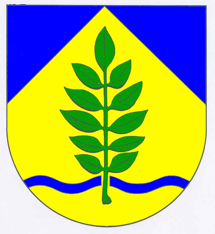 Wappen GemeindeAasbüttel, Kreis Steinburg