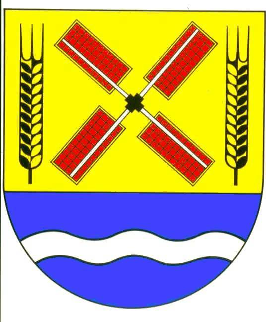 Wappen GemeindeAchtrup, Kreis Nordfriesland