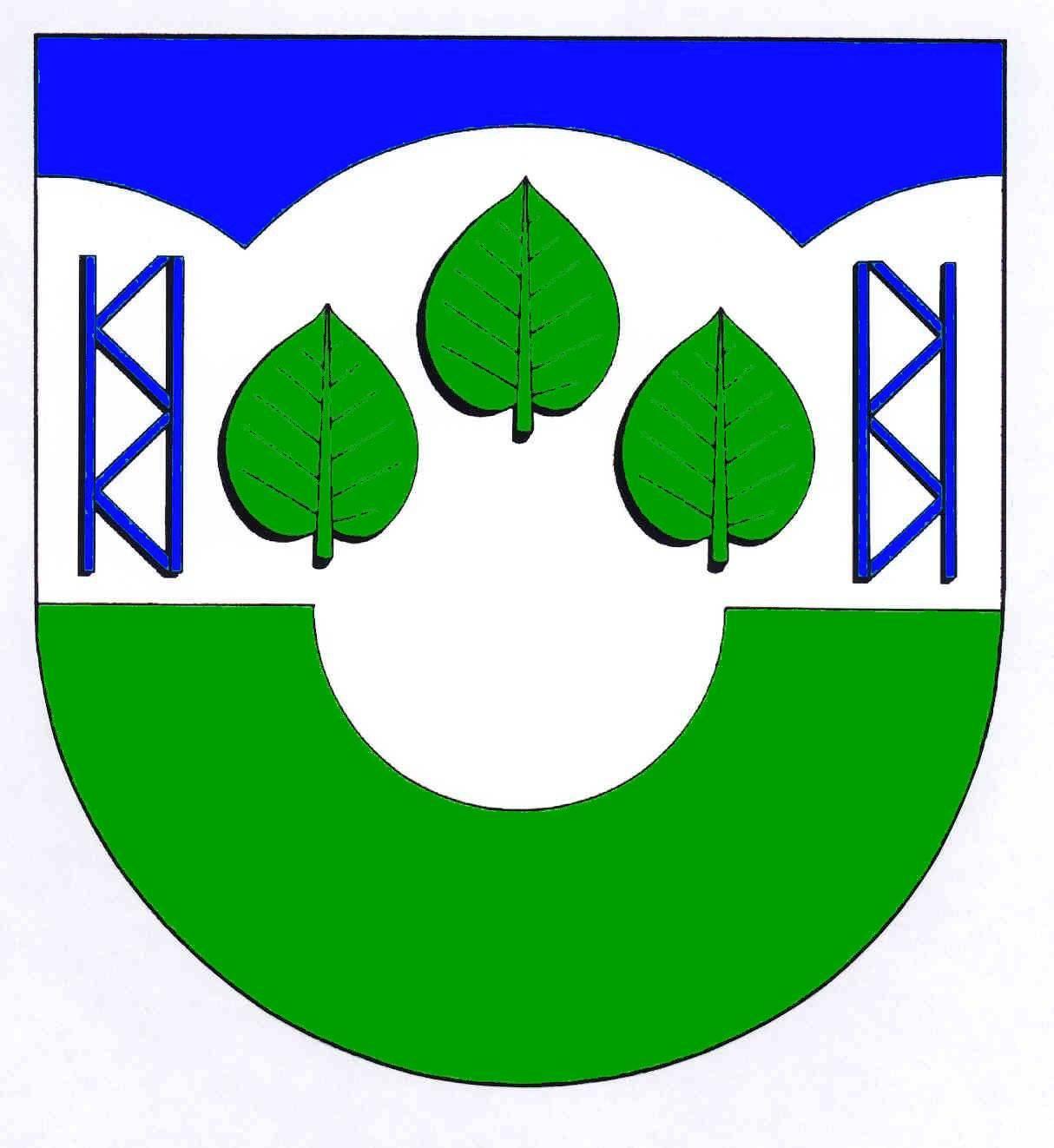 Wappen GemeindeAgethorst, Kreis Steinburg