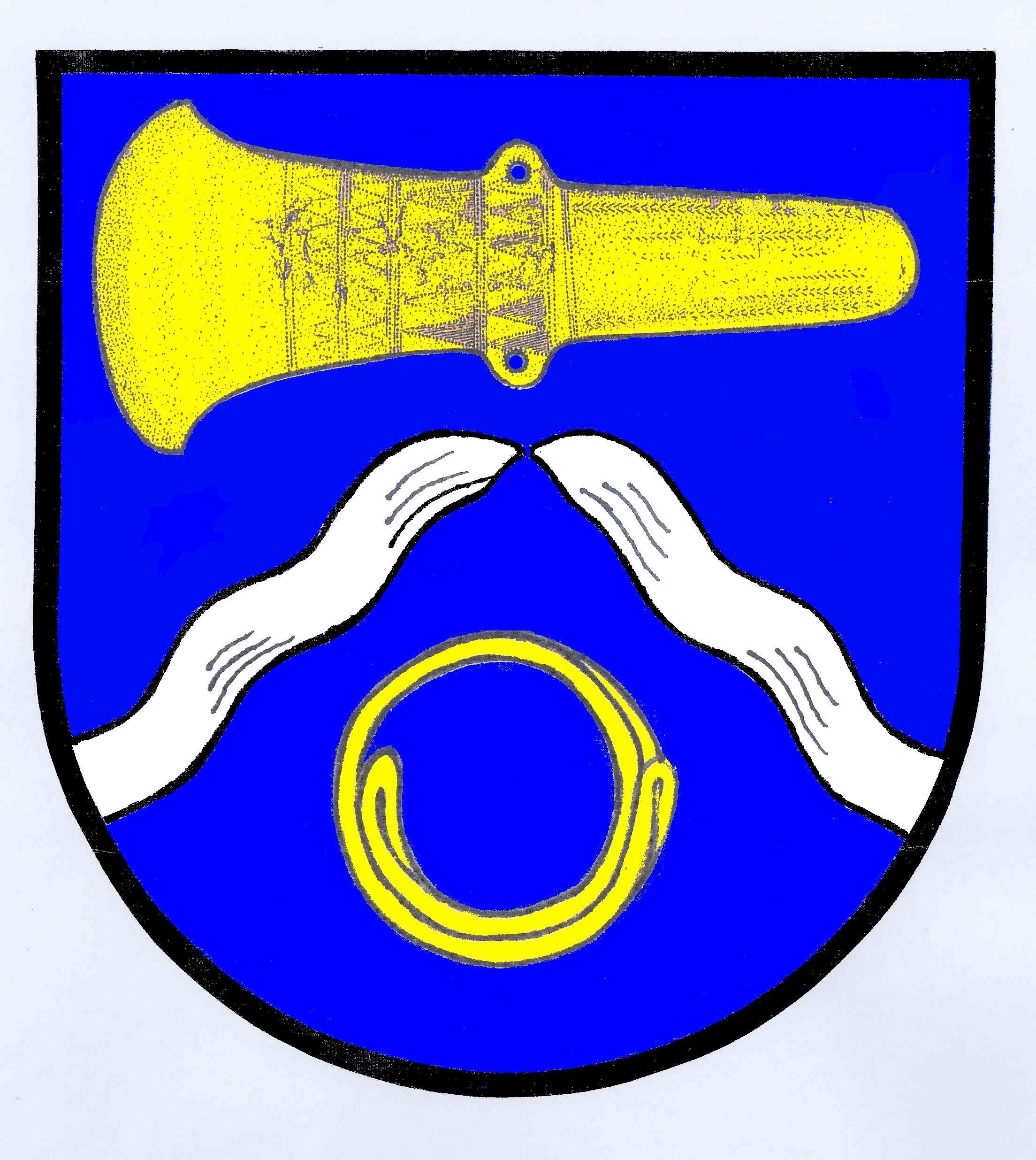 Wappen GemeindeAhneby, Kreis Schleswig-Flensburg