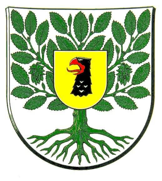 Wappen GemeindeAhrensbök, Kreis Ostholstein