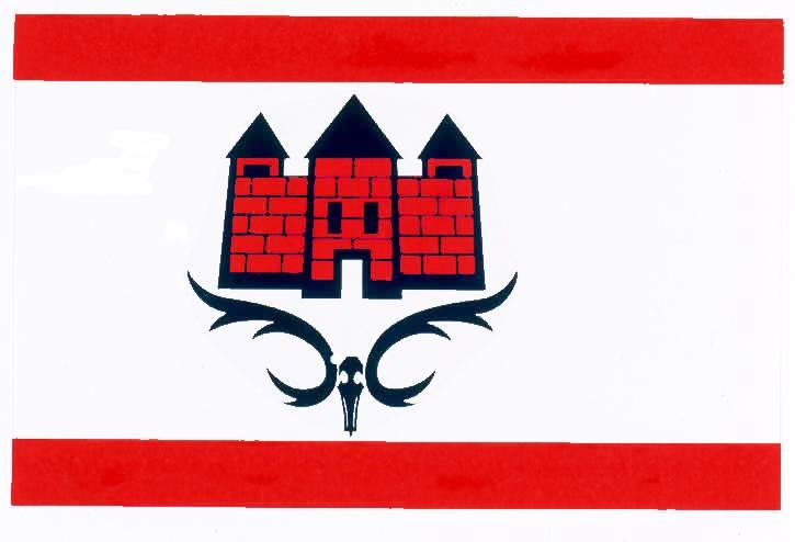 Flagge StadtAhrensburg, Kreis Stormarn