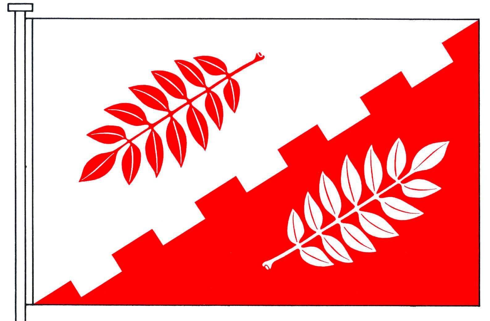 Flagge GemeindeAltenhof, Kreis Rendsburg-Eckernförde