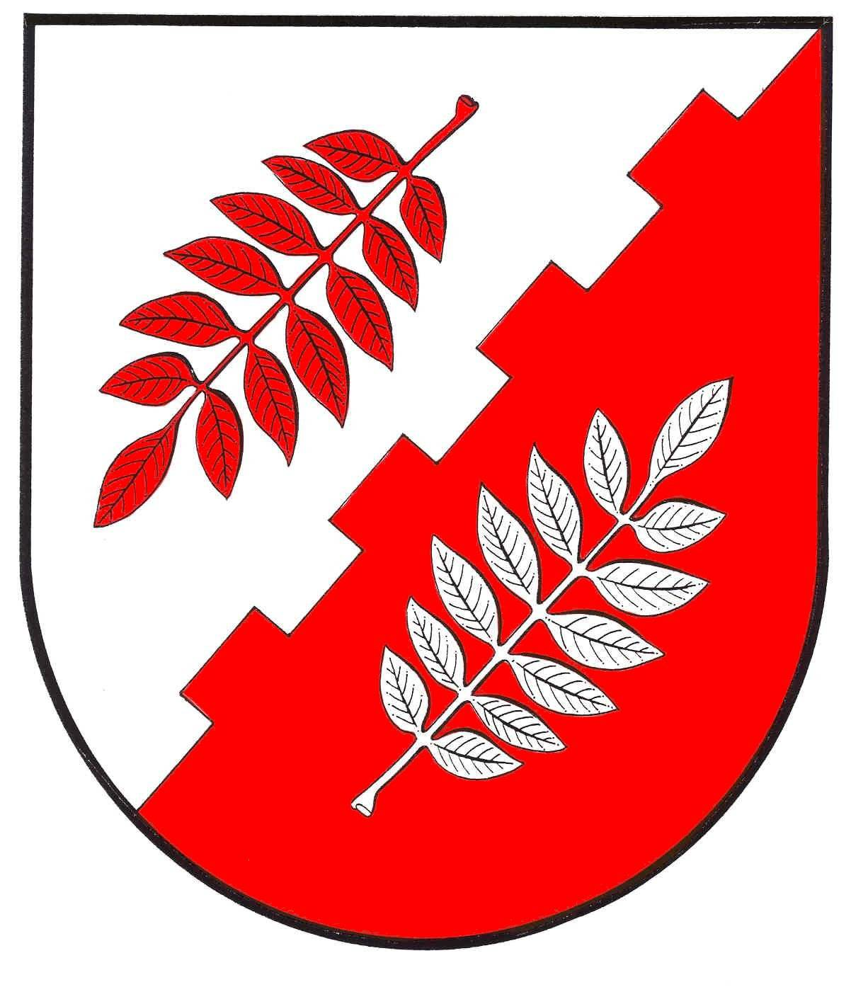 Wappen GemeindeAltenhof, Kreis Rendsburg-Eckernförde