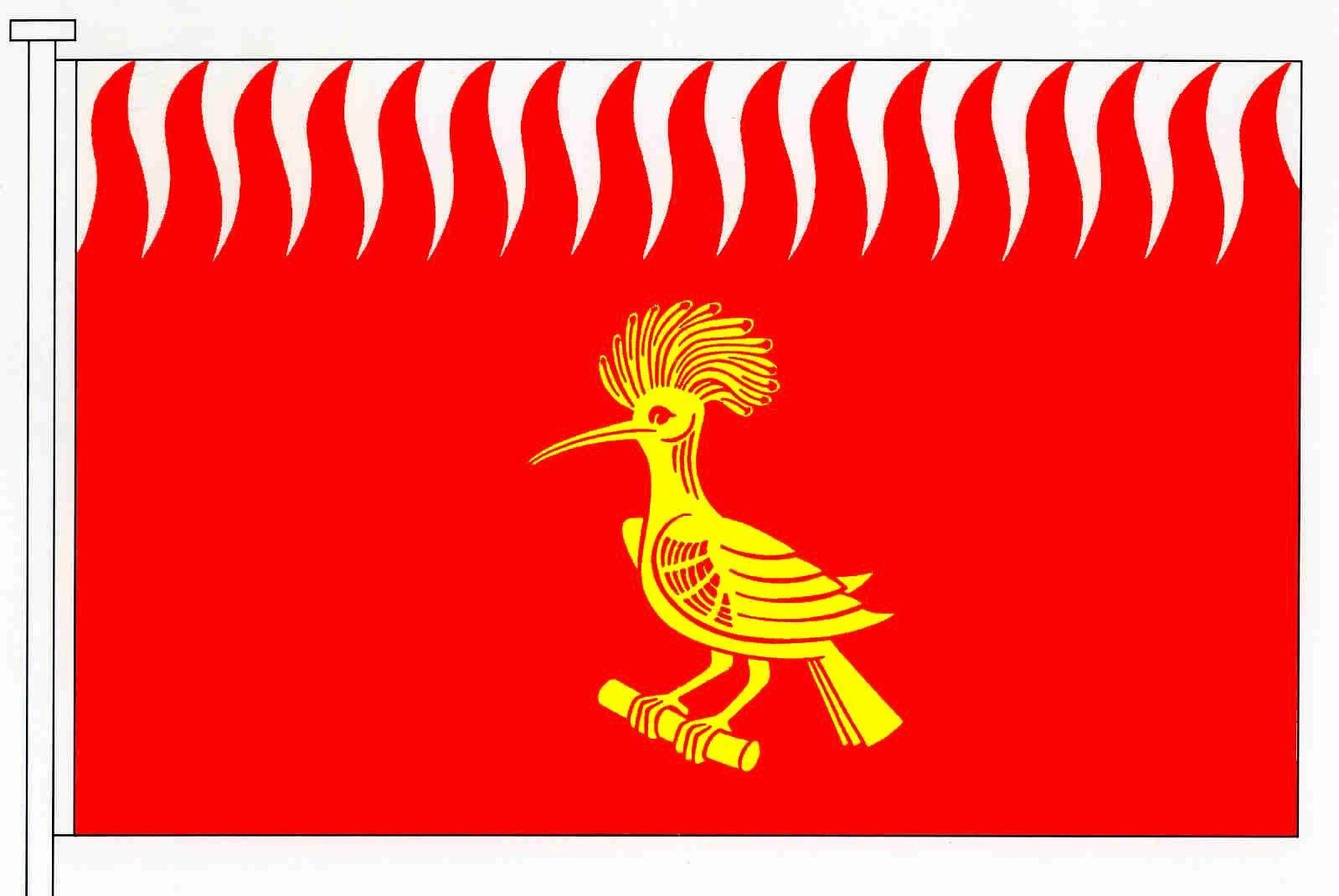 Flagge GemeindeArmstedt, Kreis Segeberg