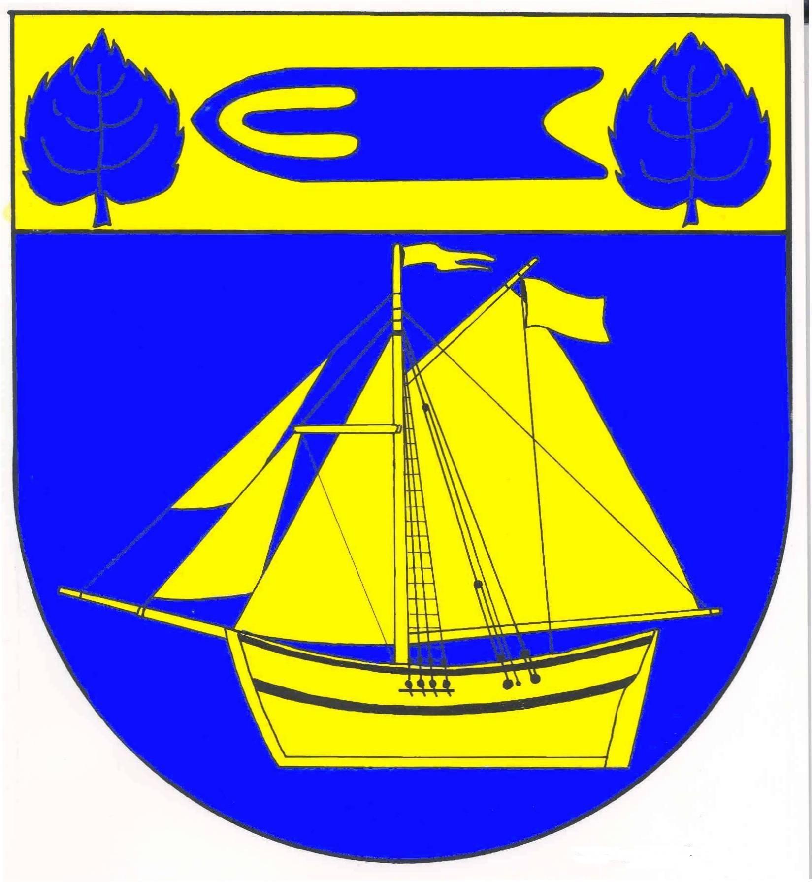 Wappen StadtArnis, Kreis Schleswig-Flensburg