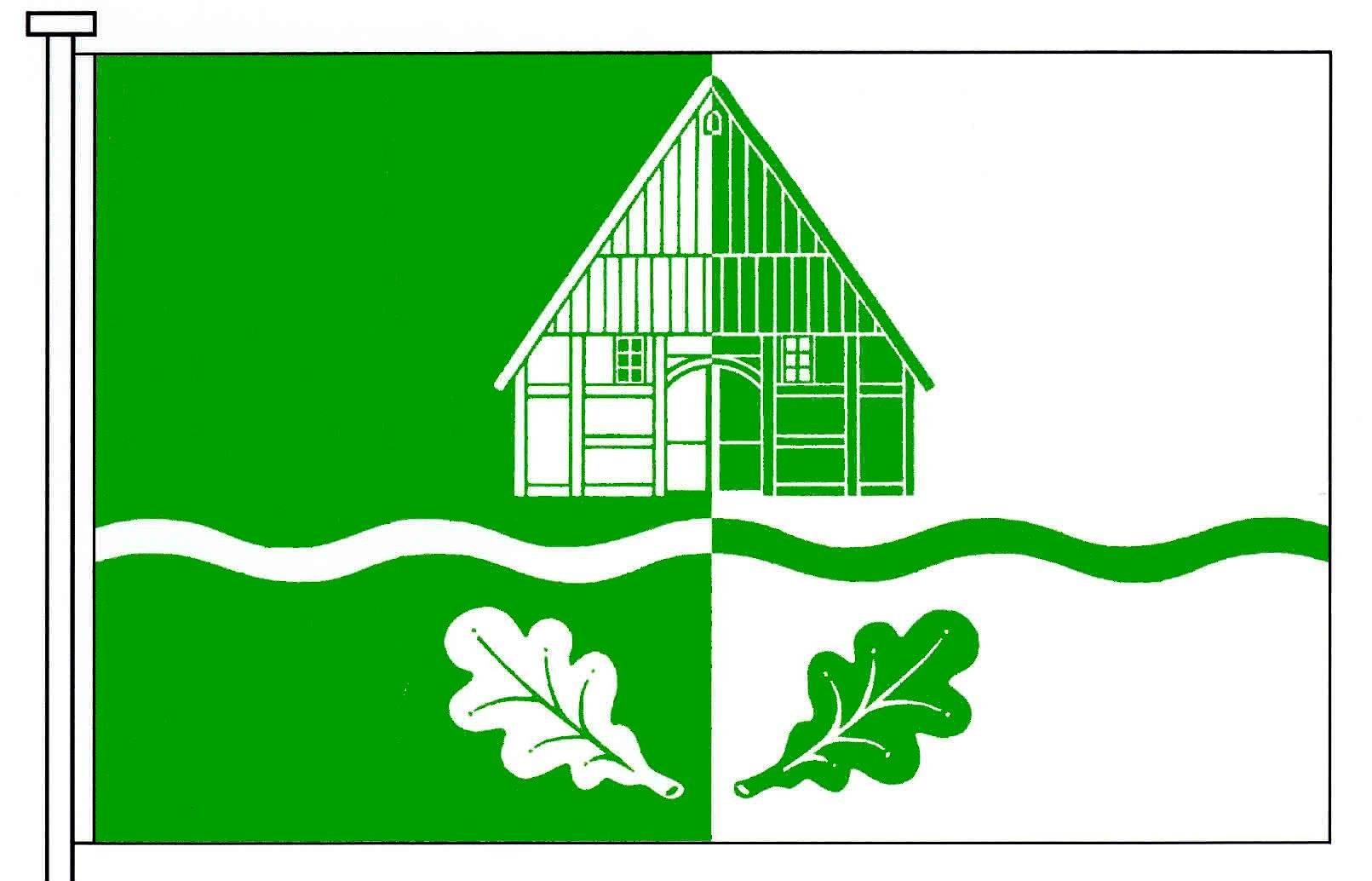 Flagge GemeindeArpsdorf, Kreis Rendsburg-Eckernförde