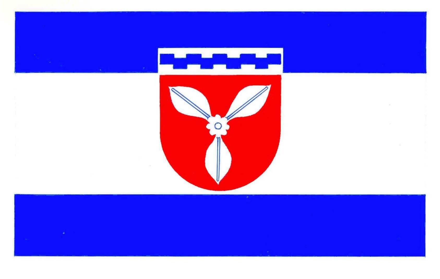 Flagge GemeindeAscheberg, Kreis Plön