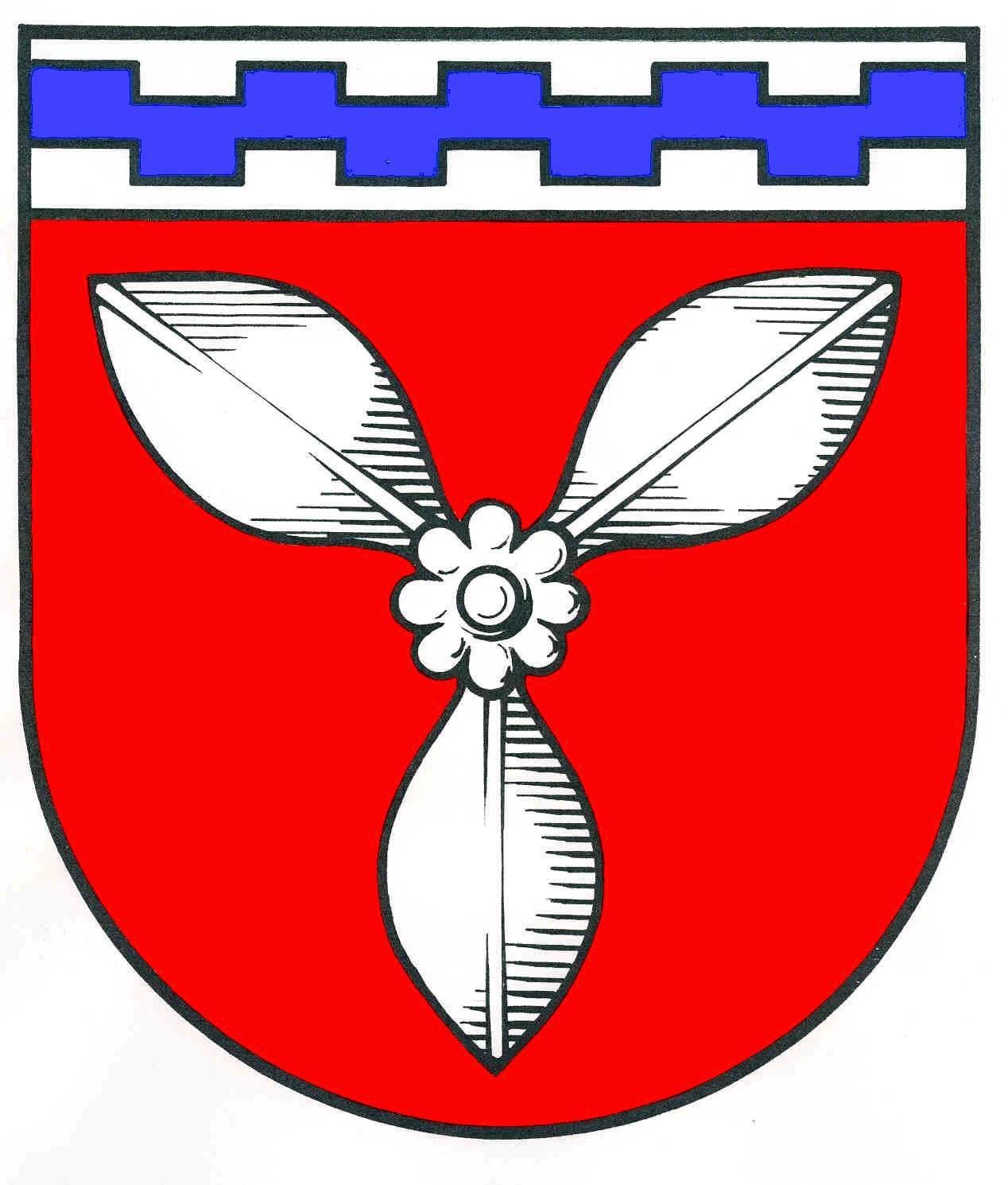 Wappen GemeindeAscheberg, Kreis Plön
