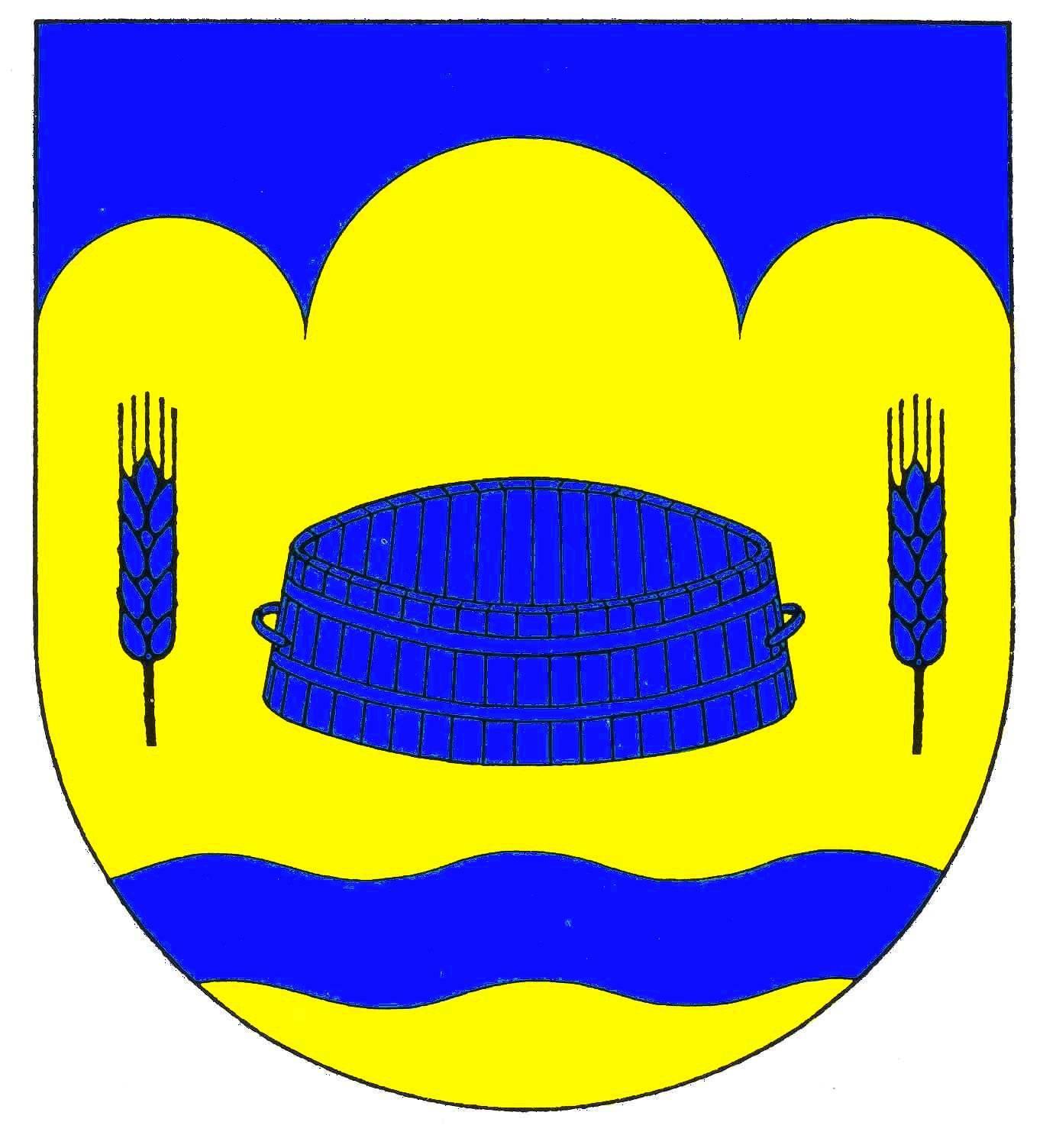 Wappen GemeindeAscheffel, Kreis Rendsburg-Eckernförde