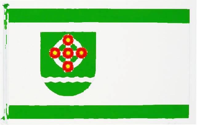 Flagge GemeindeAukrug, Kreis Rendsburg-Eckernförde