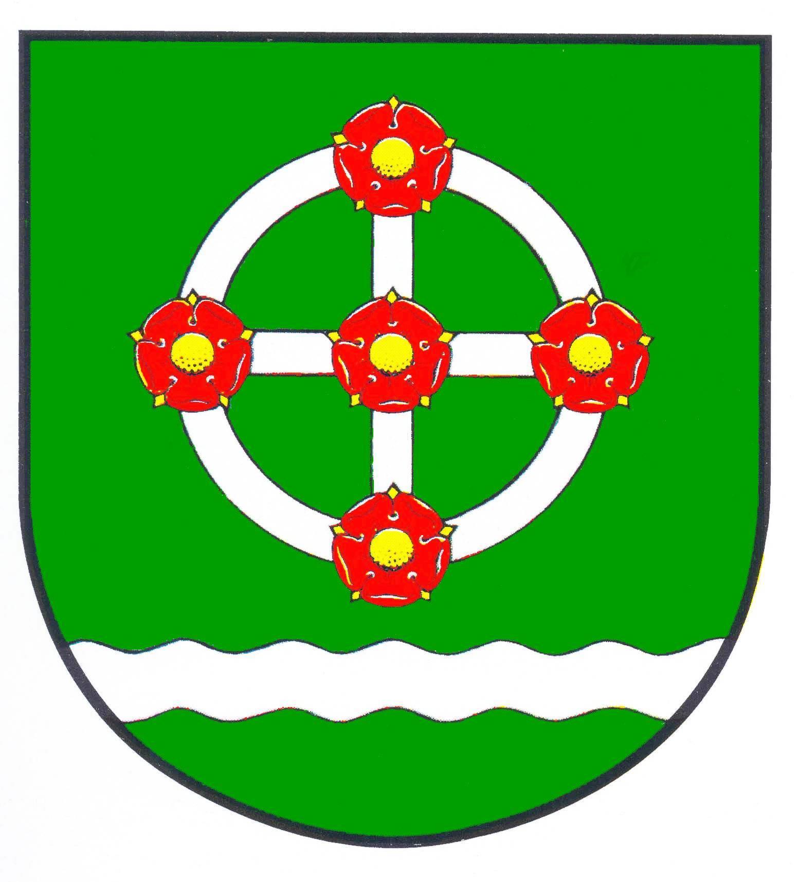 Wappen GemeindeAukrug, Kreis Rendsburg-Eckernförde