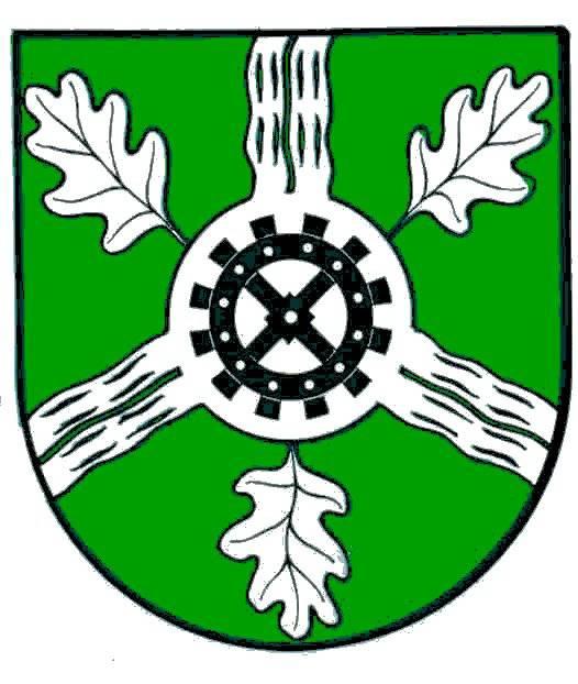 Wappen GemeindeAumühle, Kreis Herzogtum Lauenburg