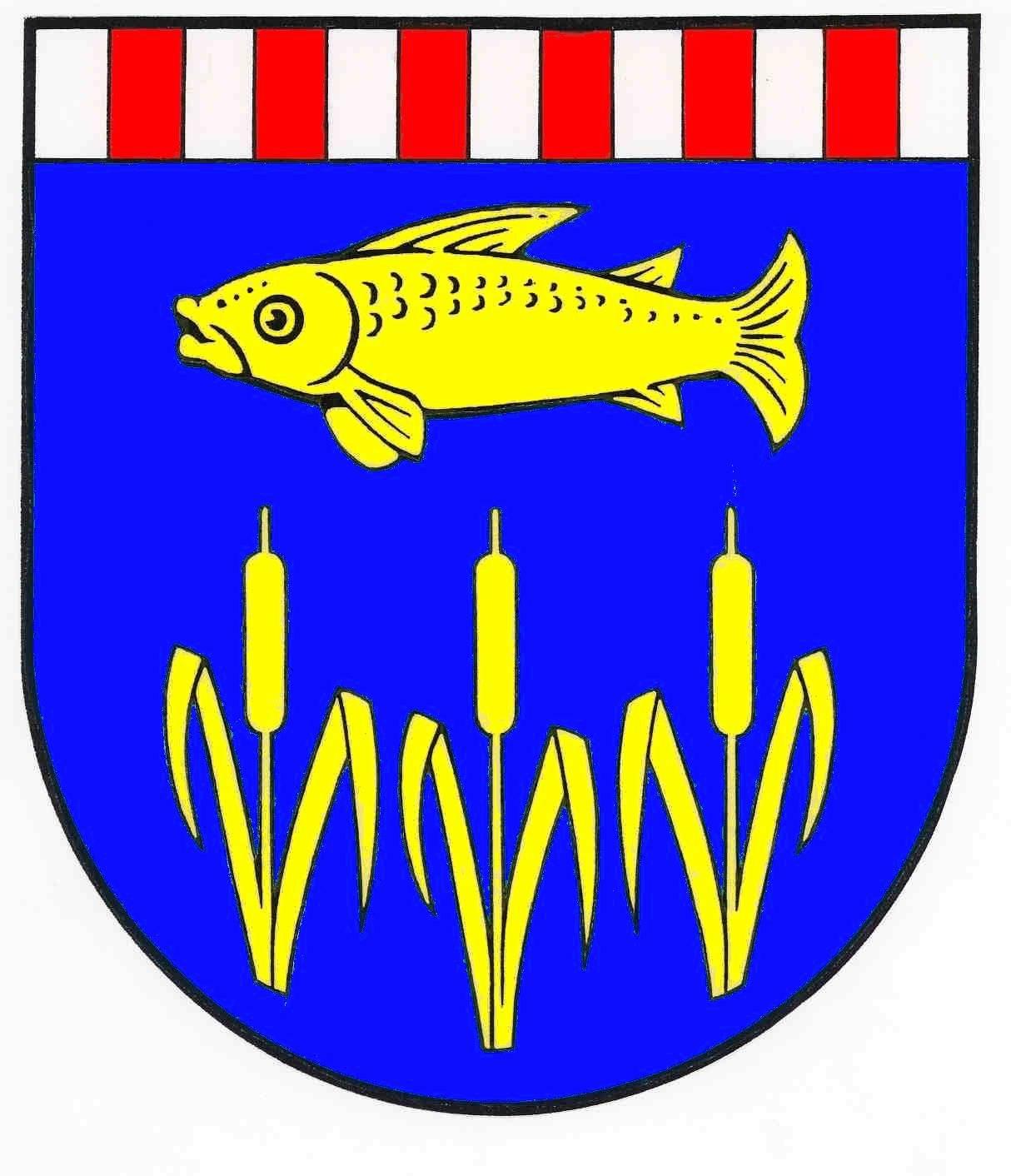 Wappen GemeindeAventoft, Kreis Nordfriesland