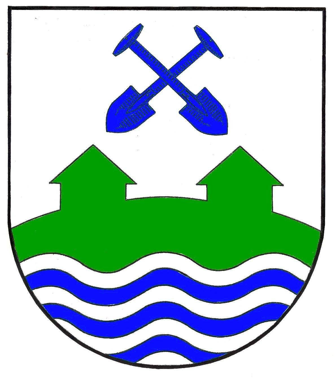 Wappen GemeindeAverlak, Kreis Dithmarschen