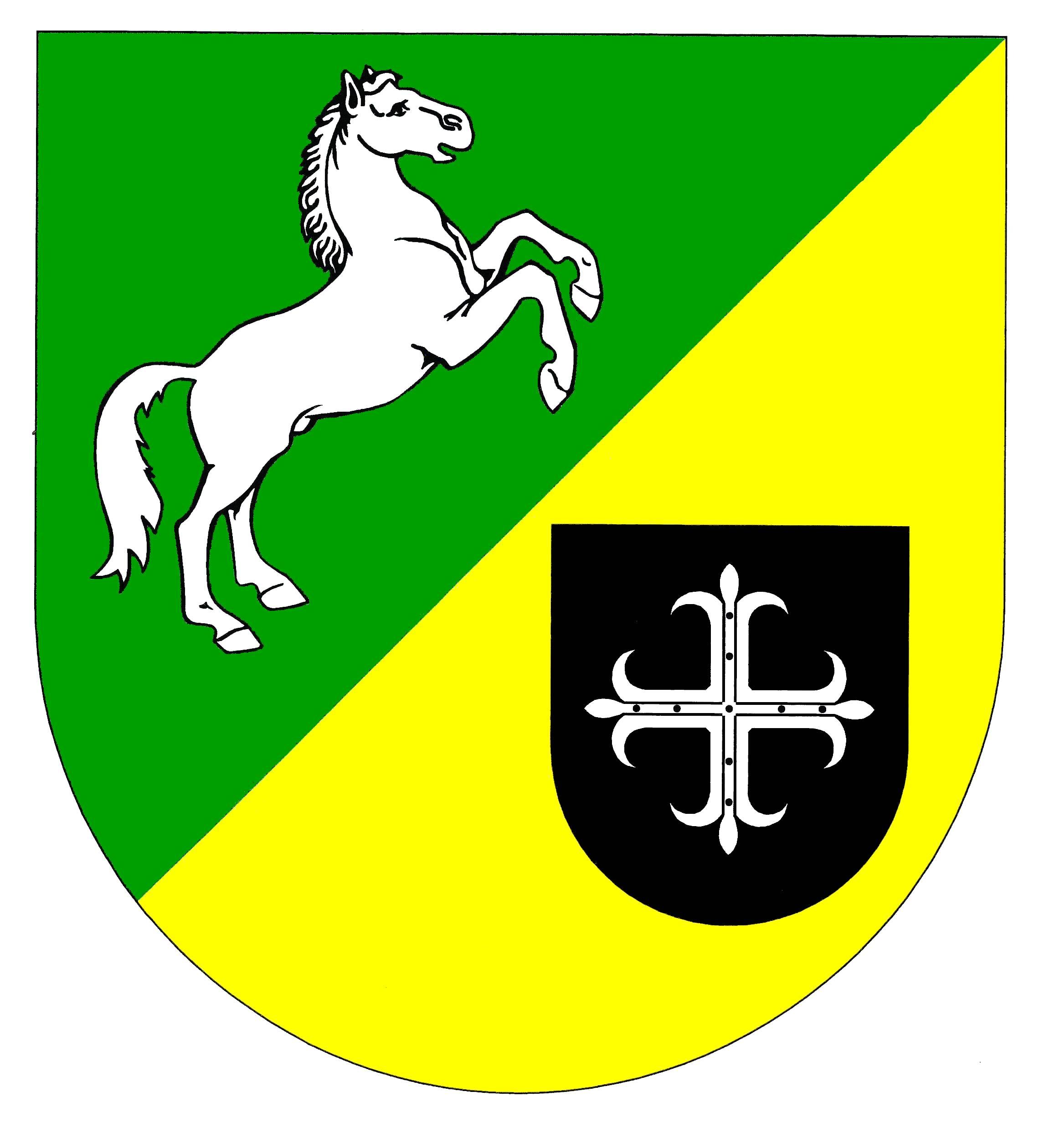 Wappen GemeindeBadendorf, Kreis Stormarn