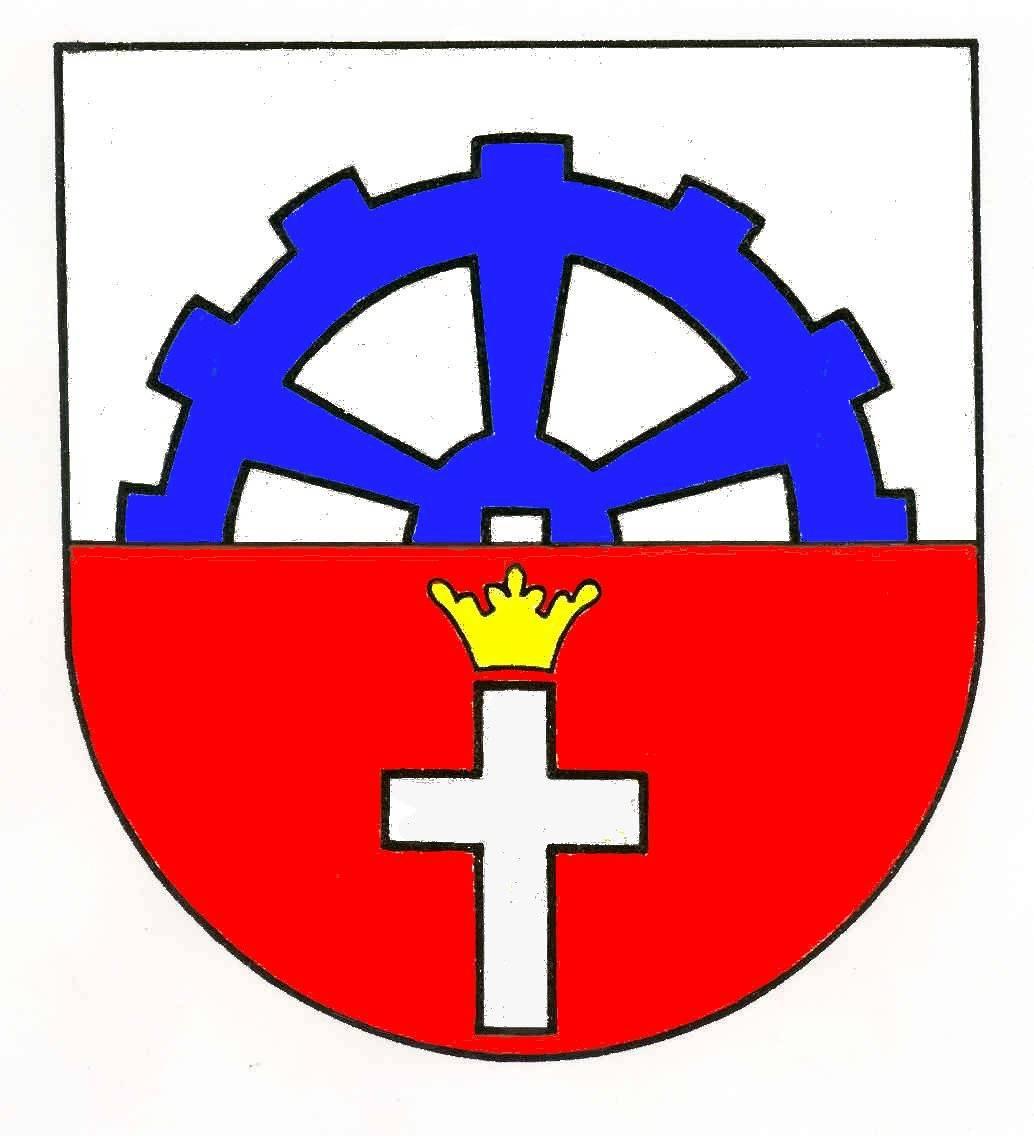 Wappen GemeindeBäk, Kreis Herzogtum Lauenburg