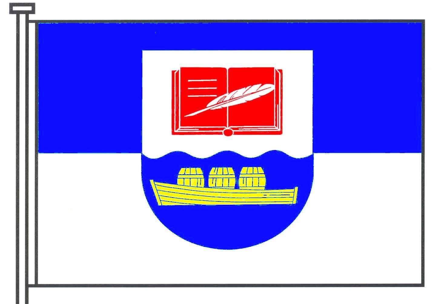 Flagge GemeindeBargfeld-Stegen, Kreis Stormarn