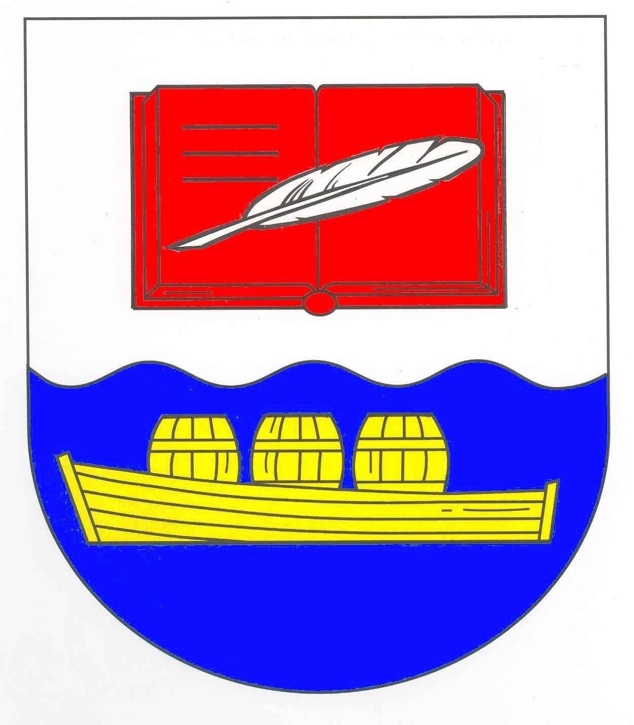 Wappen GemeindeBargfeld-Stegen, Kreis Stormarn