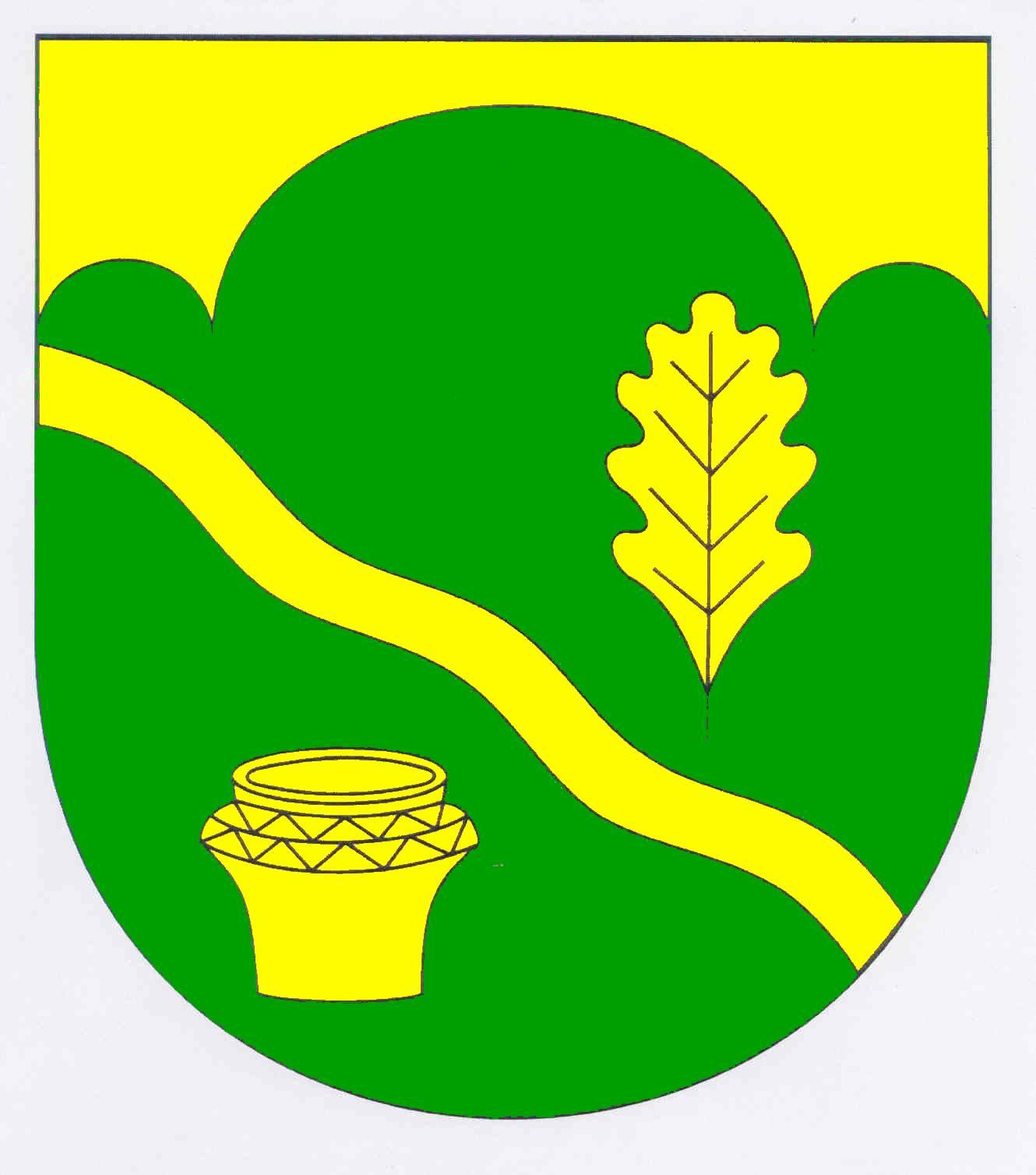Wappen GemeindeBargstall, Kreis Rendsburg-Eckernförde