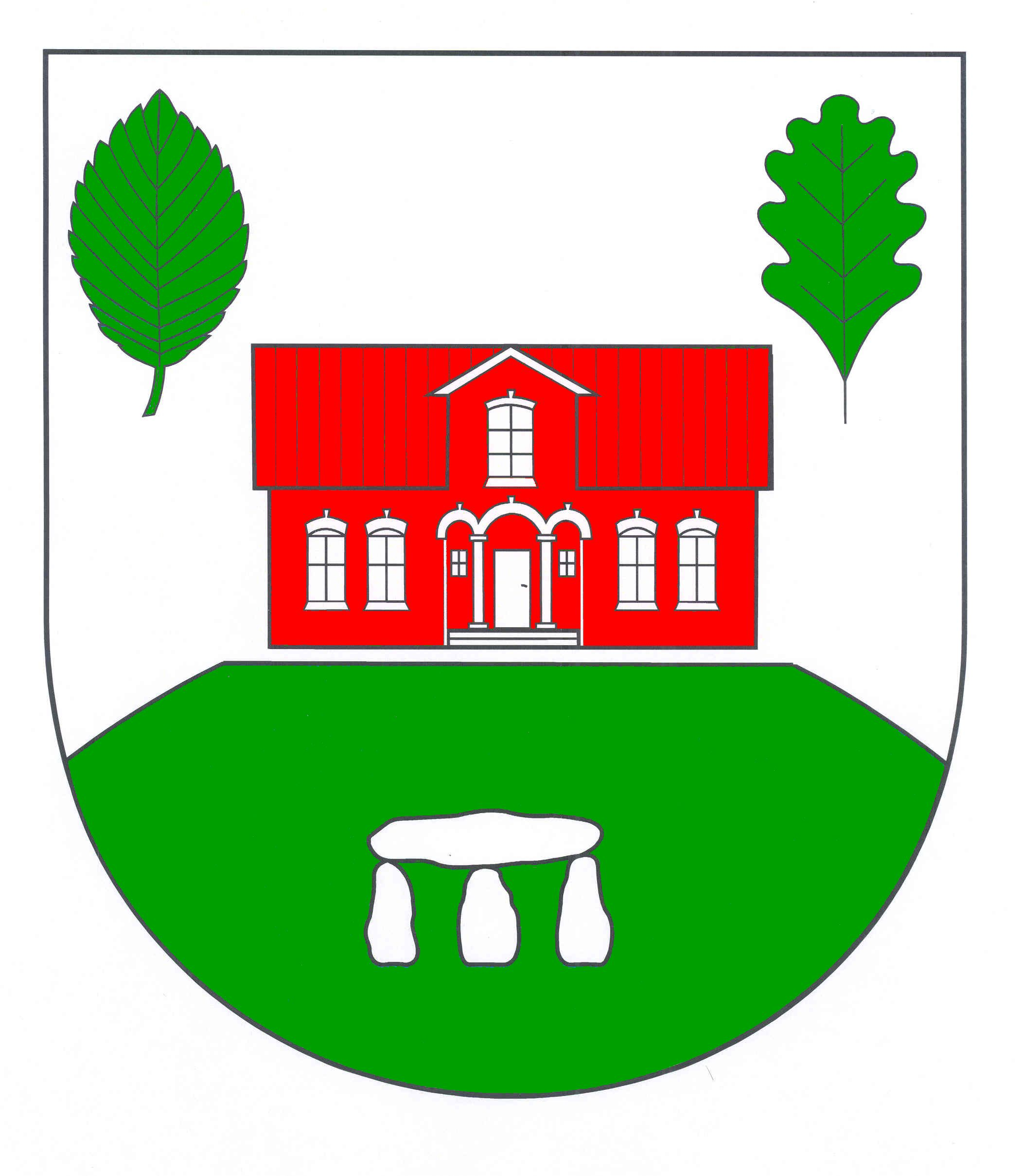 Wappen GemeindeBargstedt, Kreis Rendsburg-Eckernförde