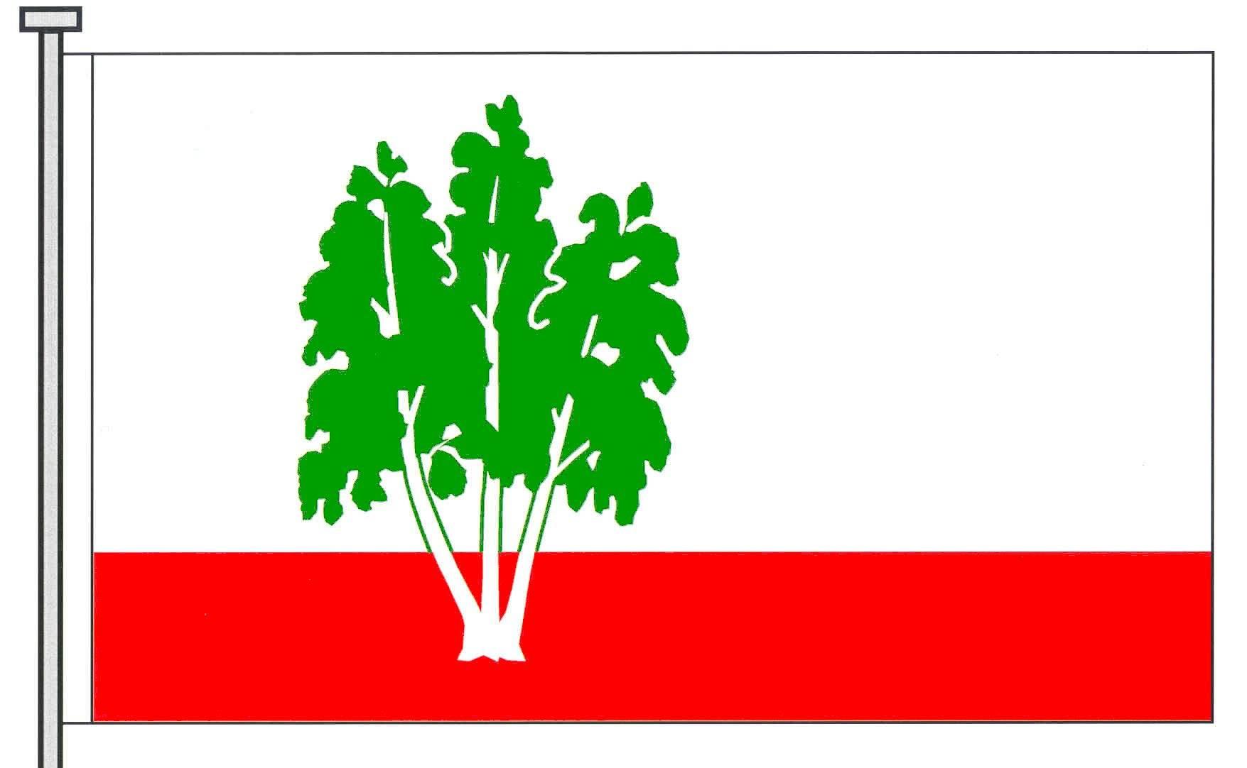 Flagge GemeindeBark, Kreis Segeberg