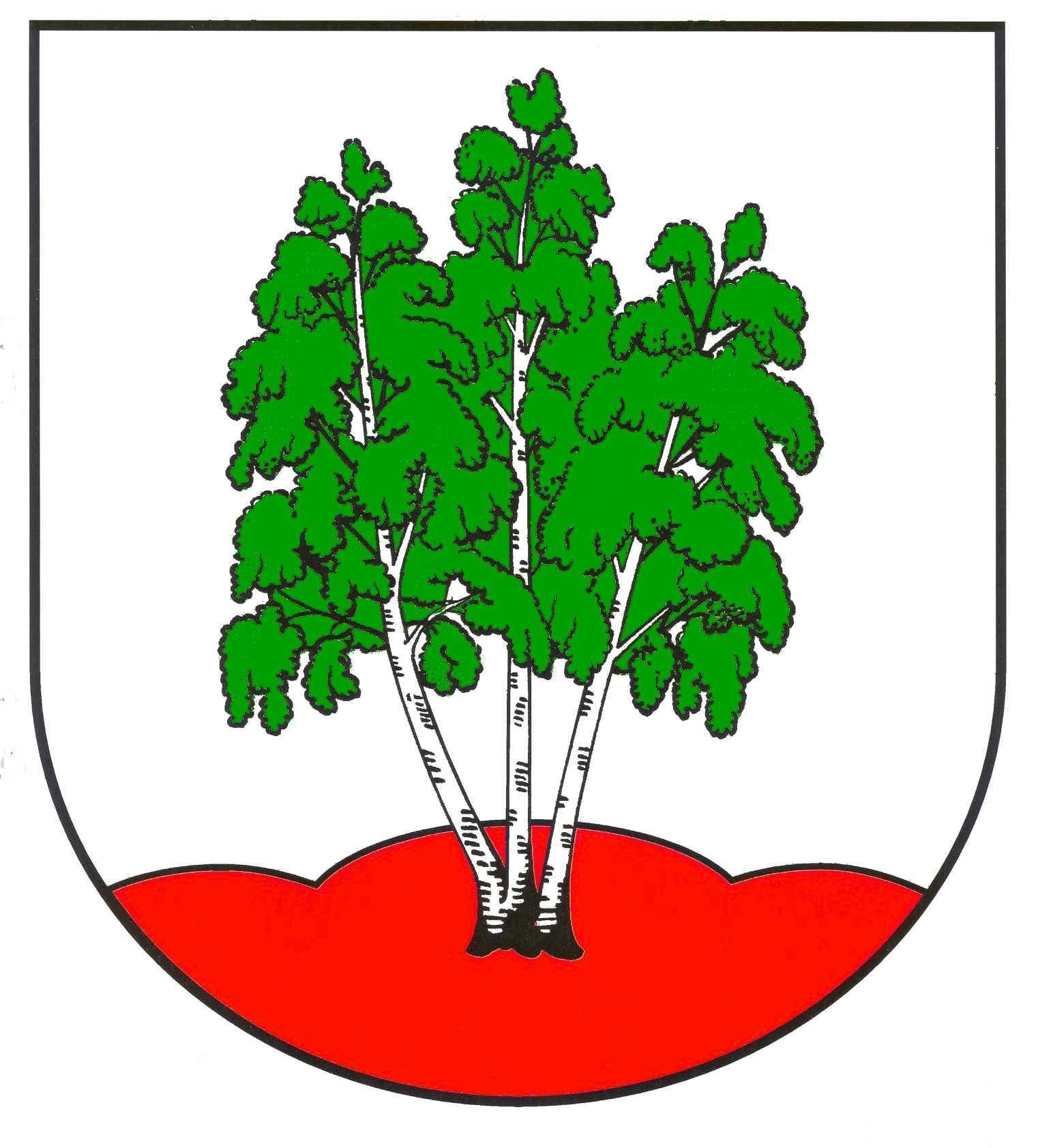 Wappen GemeindeBark, Kreis Segeberg
