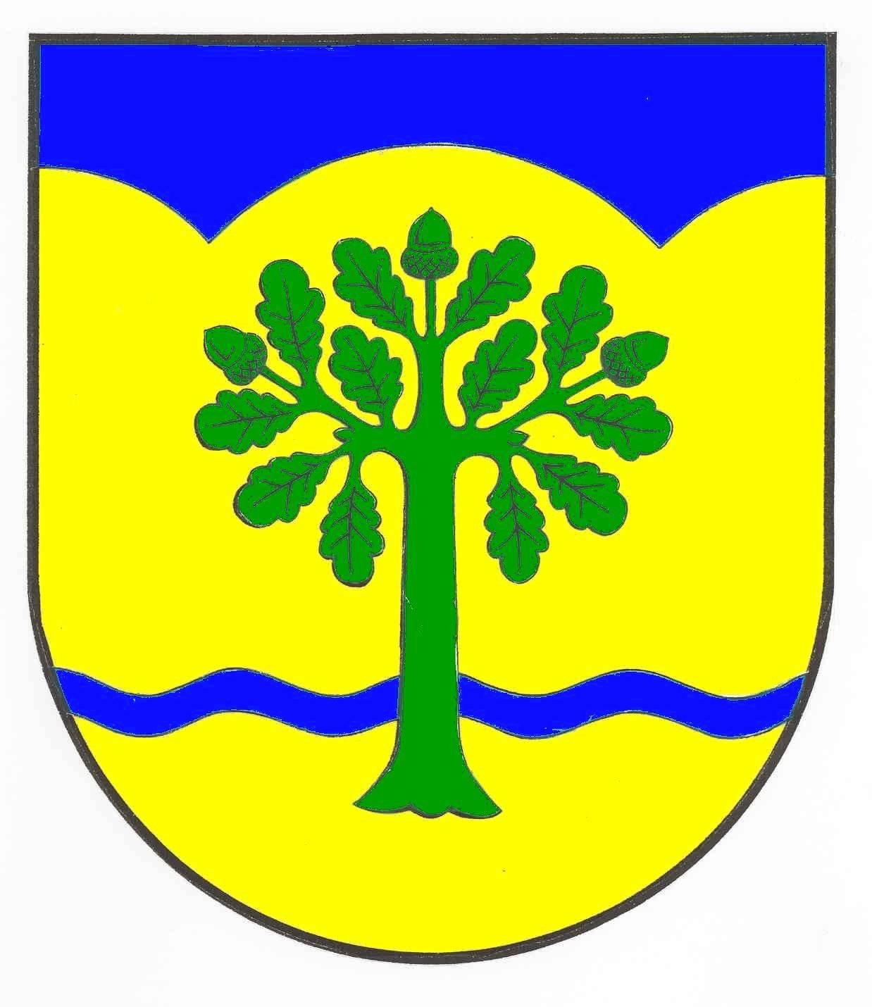 Wappen GemeindeBarkelsby, Kreis Rendsburg-Eckernförde