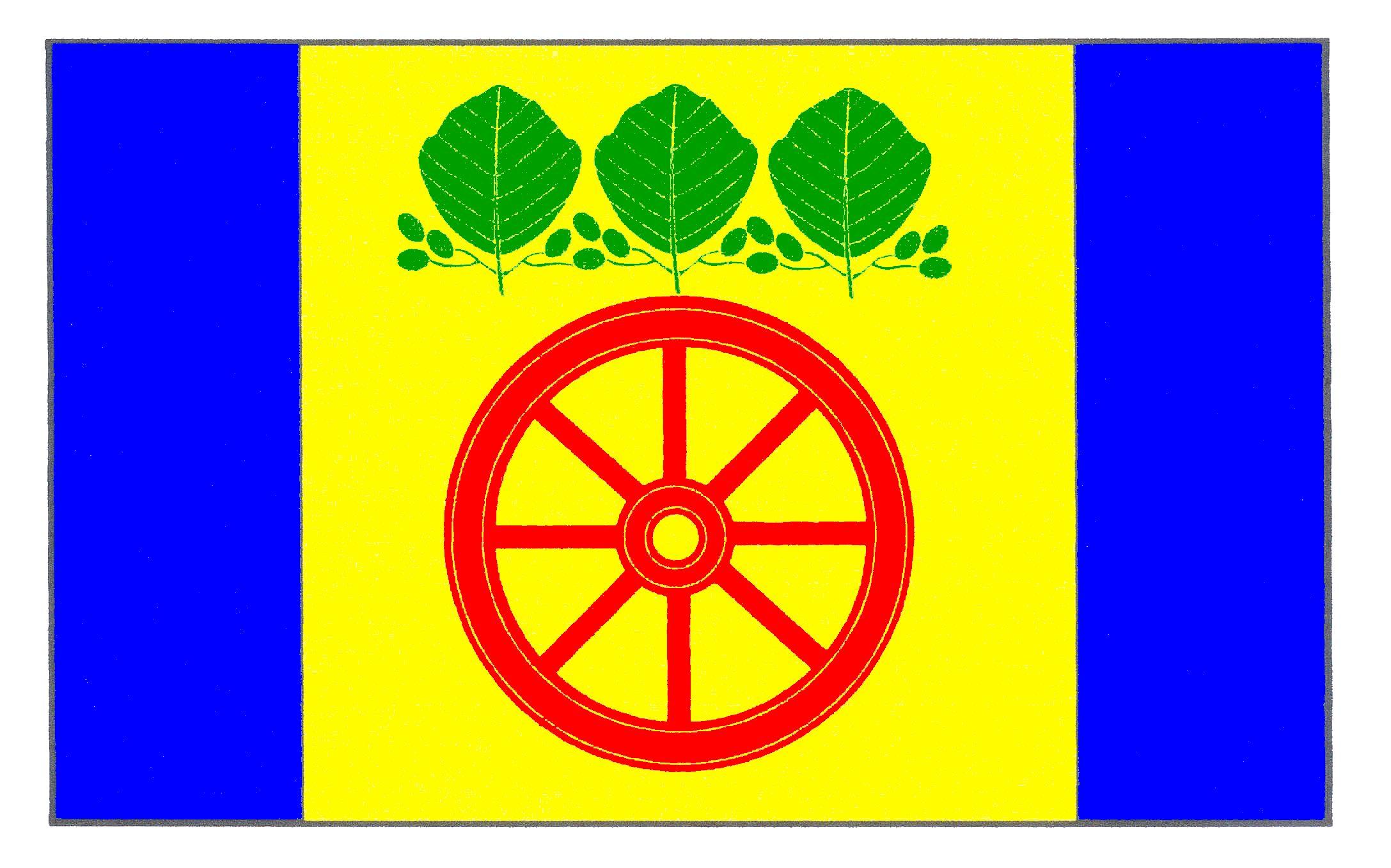Flagge GemeindeBarmissen, Kreis Plön