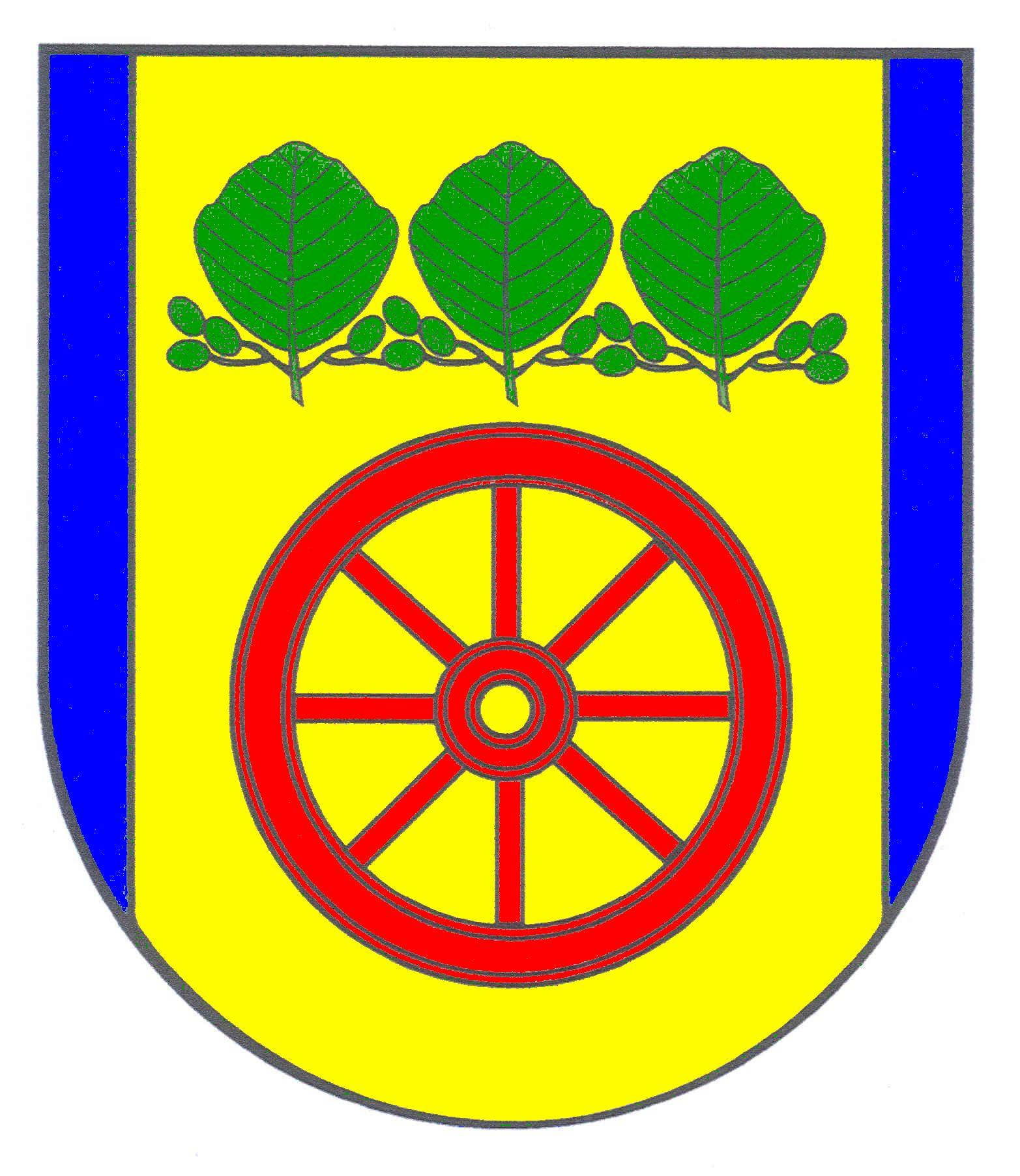 Wappen GemeindeBarmissen, Kreis Plön