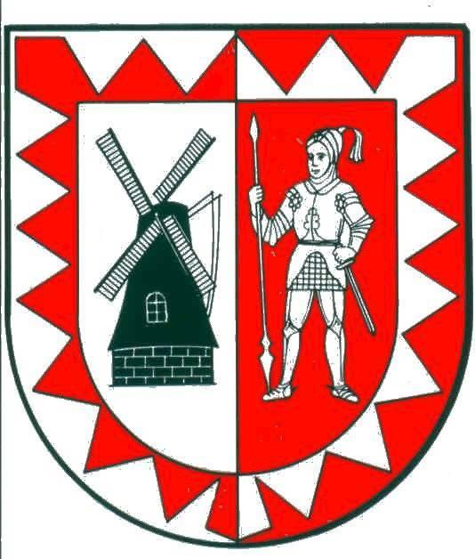 Wappen StadtBarmstedt, Kreis Pinneberg
