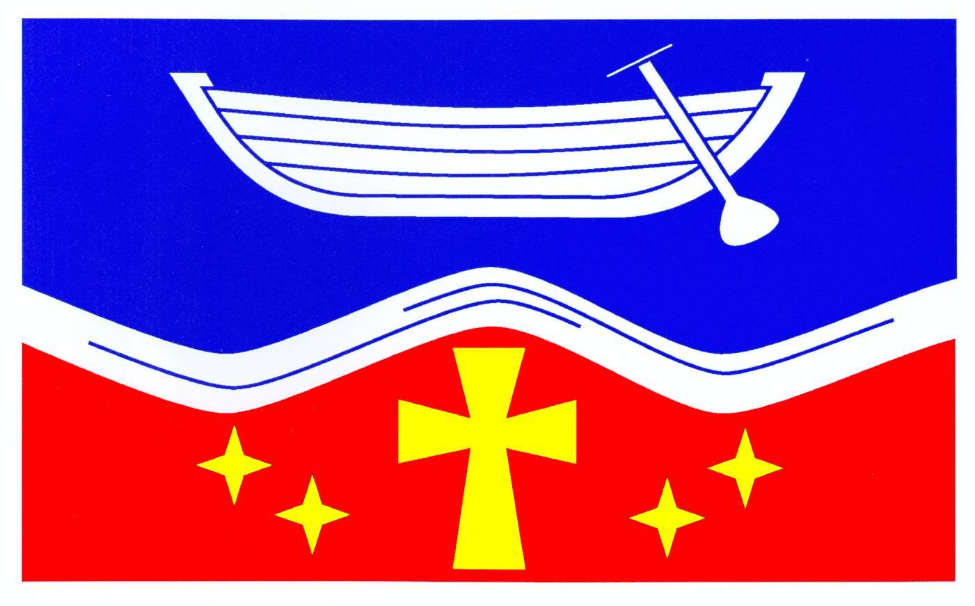Flagge GemeindeBarnitz, Kreis Stormarn