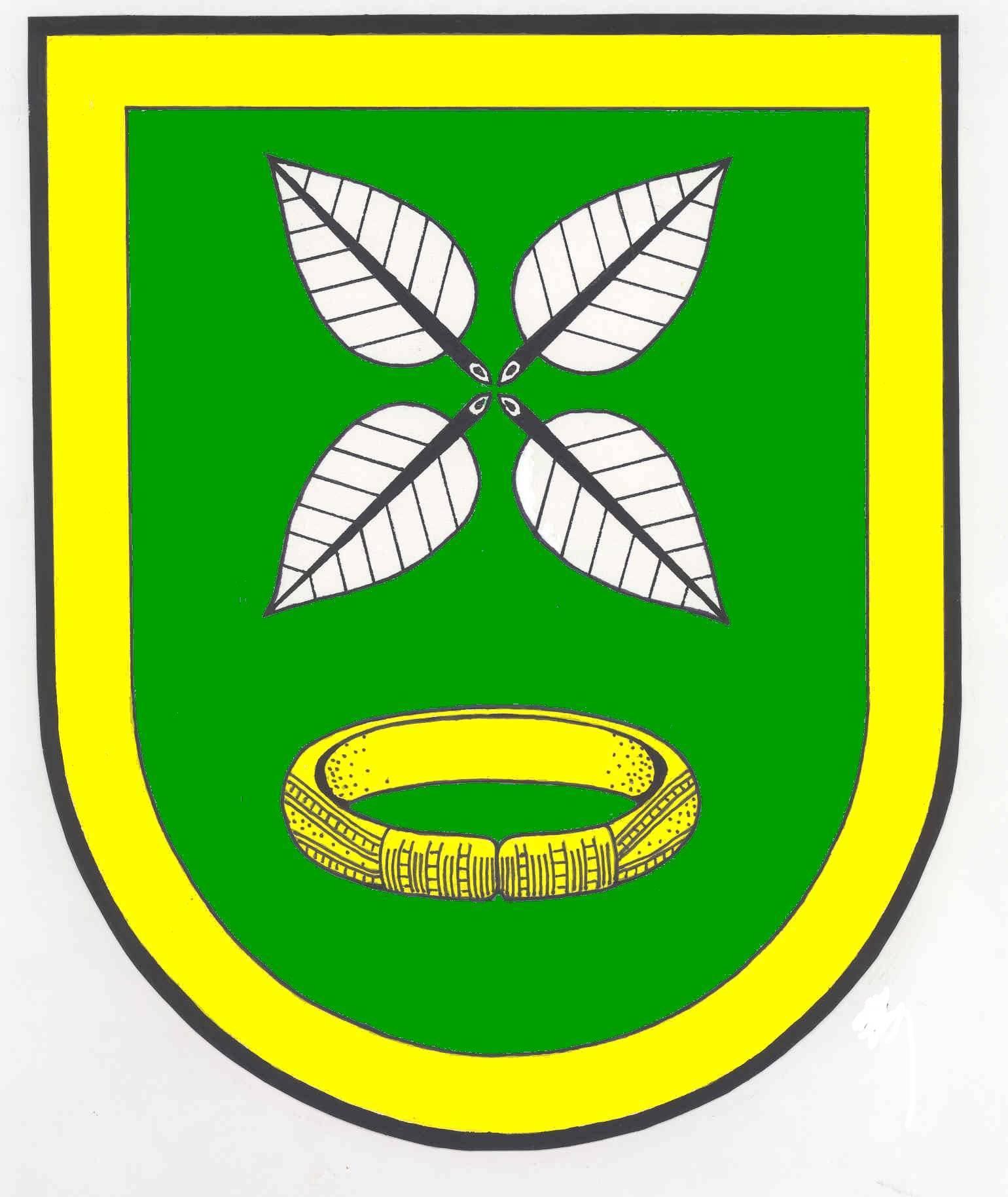 Wappen GemeindeBasedow, Kreis Herzogtum Lauenburg