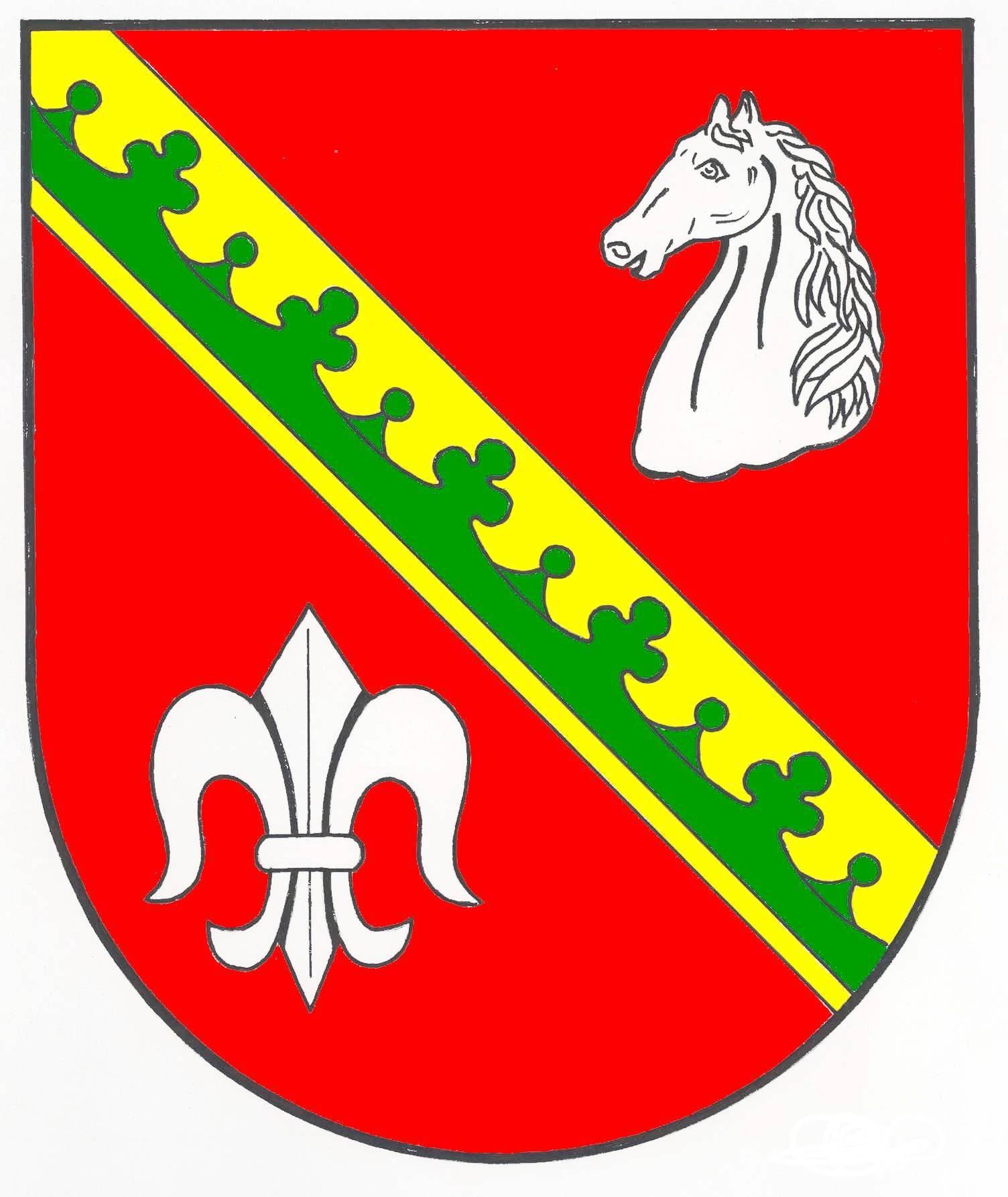Wappen GemeindeBasthorst, Kreis Herzogtum Lauenburg