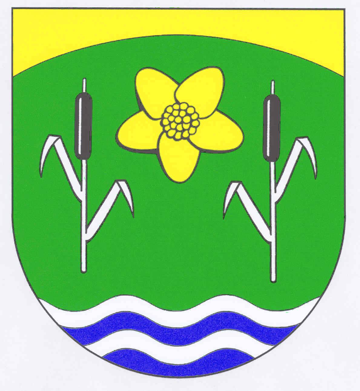 Wappen GemeindeBebensee, Kreis Segeberg