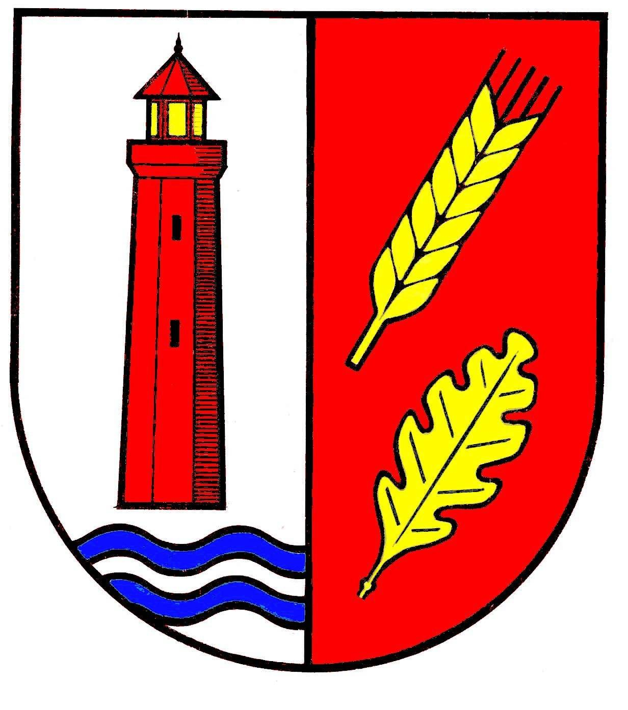 Wappen GemeindeBehrensdorf, Kreis Plön