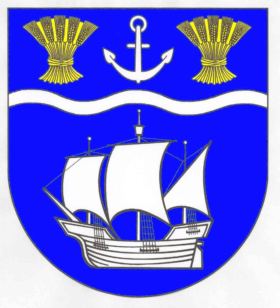 Wappen GemeindeBeidenfleth, Kreis Steinburg