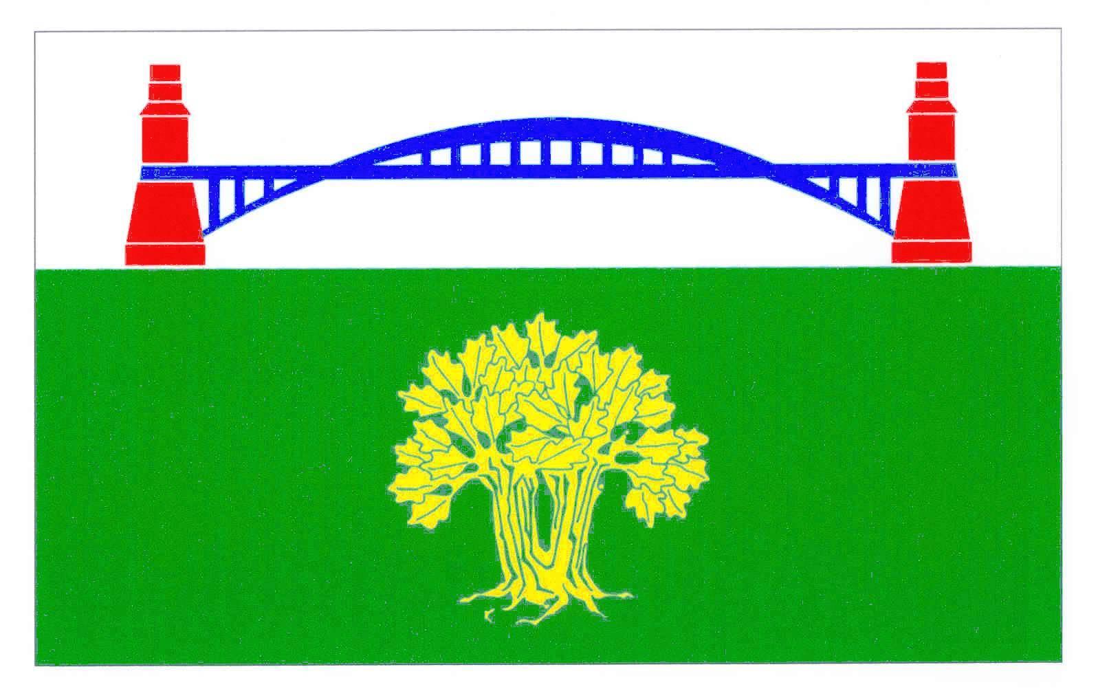 Flagge GemeindeBeldorf, Kreis Rendsburg-Eckernförde
