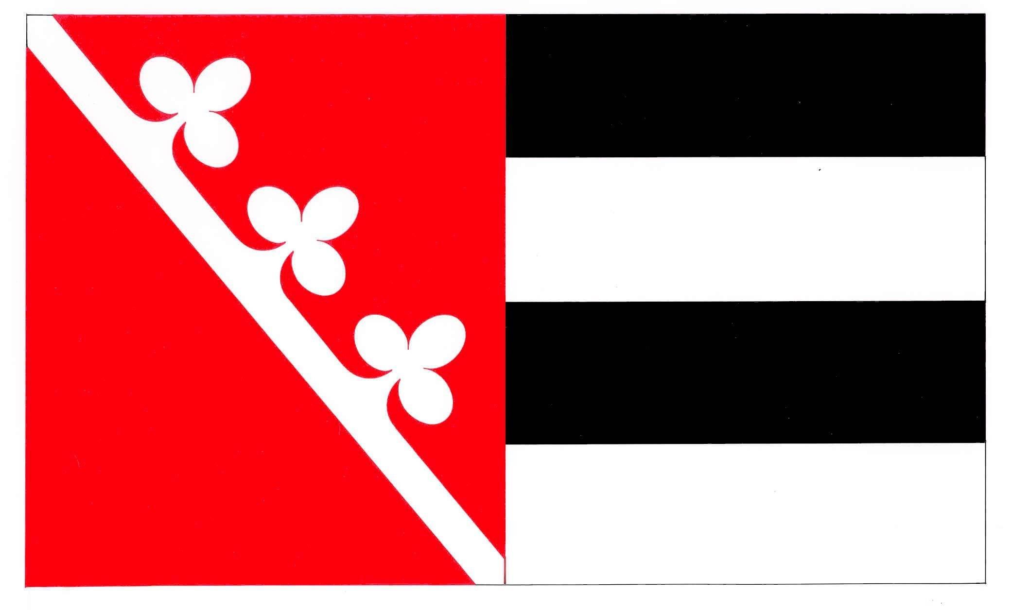 Flagge GemeindeBerkenthin, Kreis Herzogtum Lauenburg