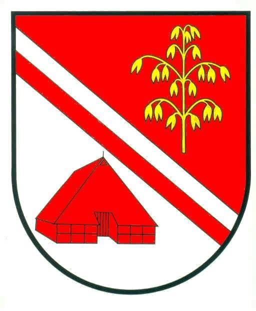 Wappen GemeindeBesdorf, Kreis Steinburg