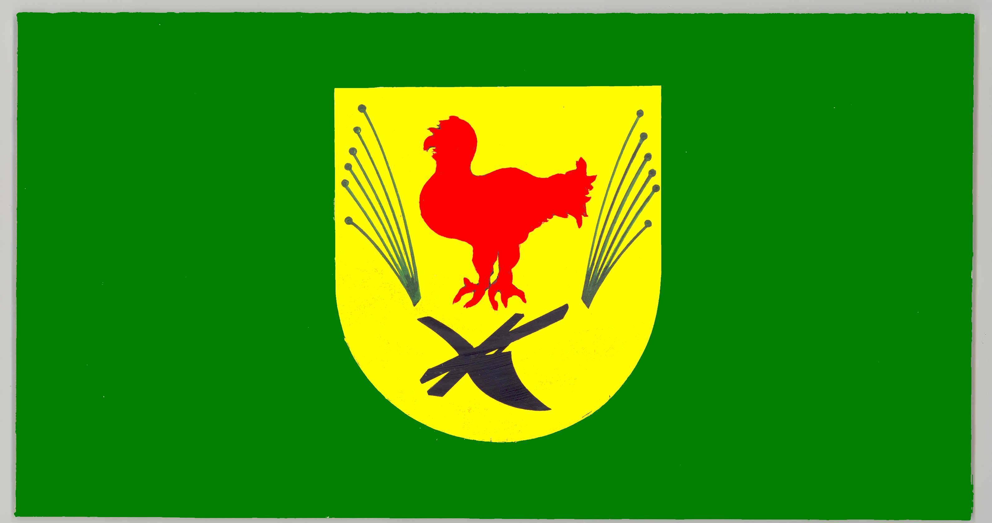 Flagge GemeindeBesenthal, Kreis Herzogtum Lauenburg