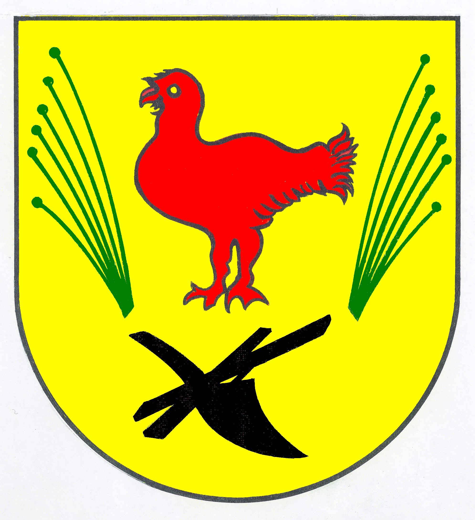 Wappen GemeindeBesenthal, Kreis Herzogtum Lauenburg