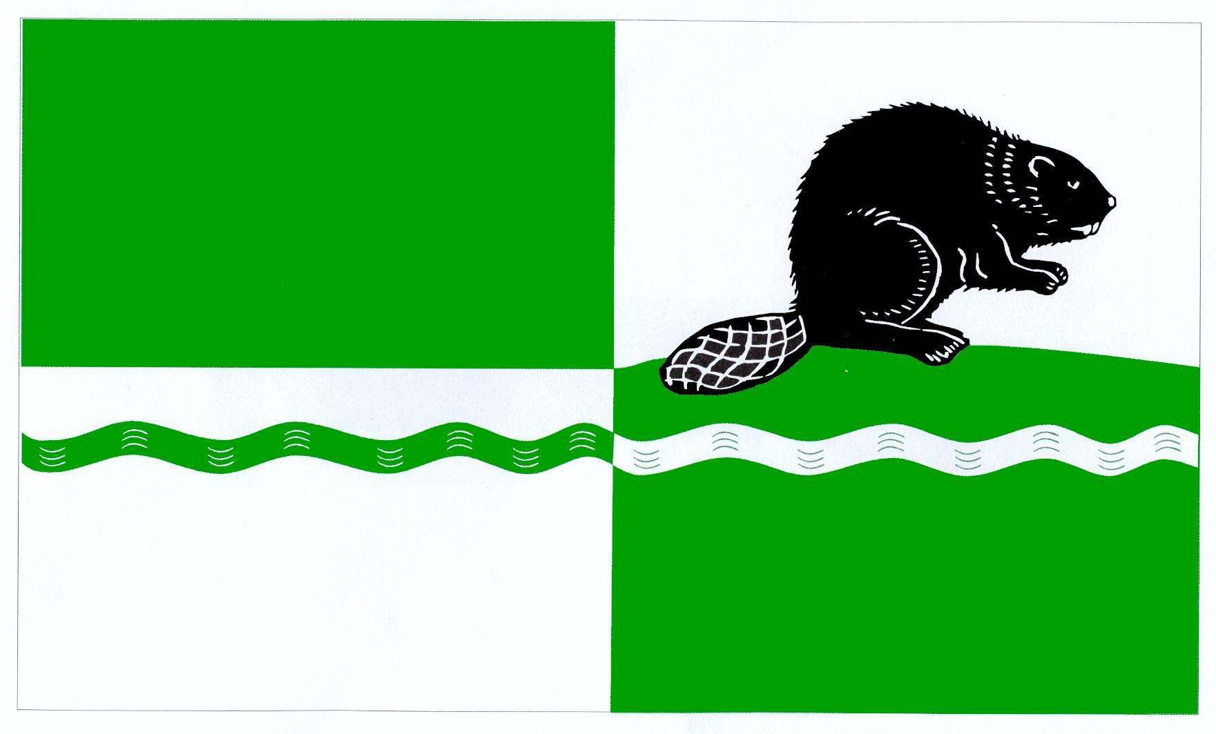 Flagge Gemeinde Bevern, Kreis Pinneberg