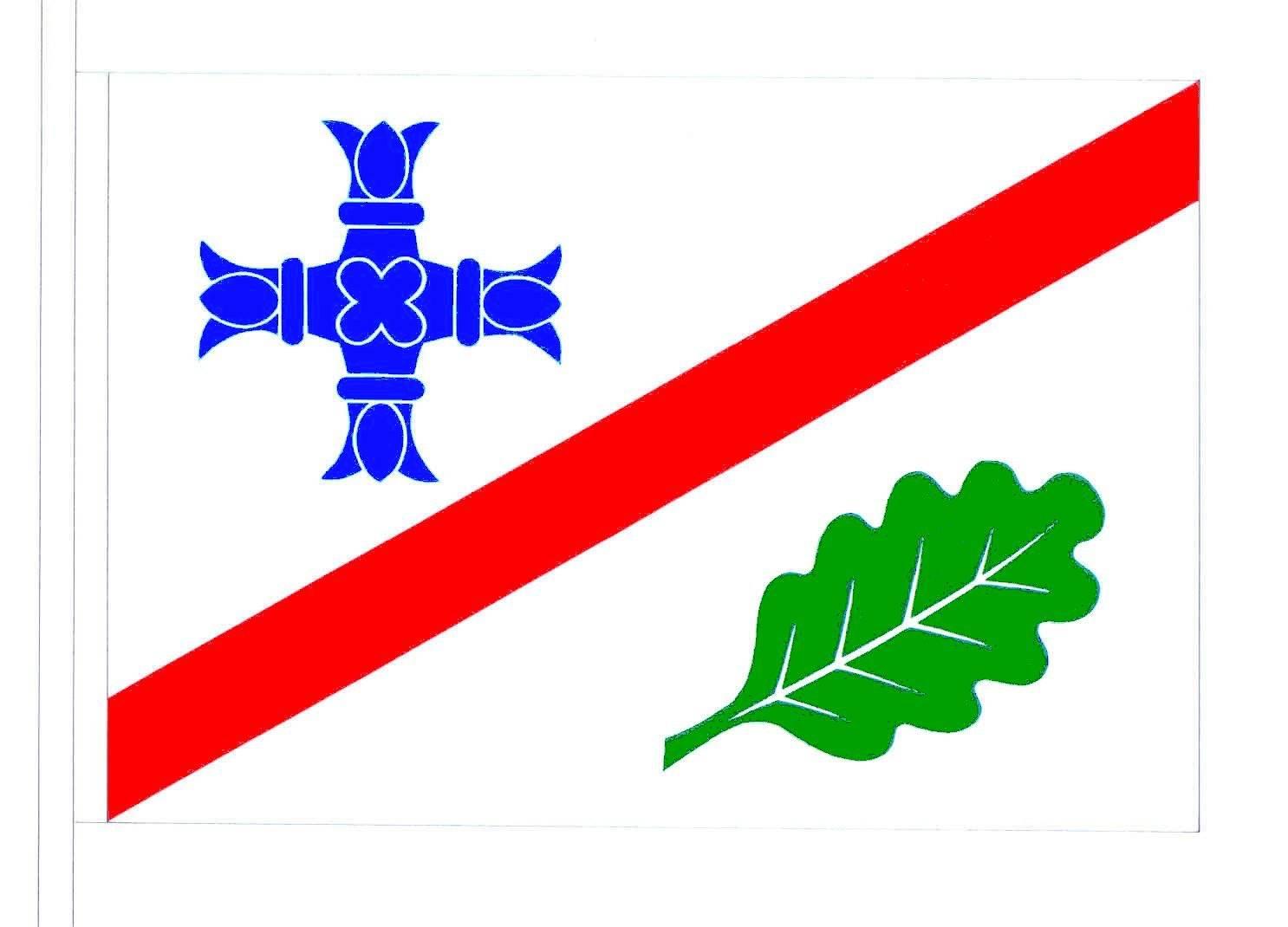 Flagge GemeindeBilsen, Kreis Pinneberg