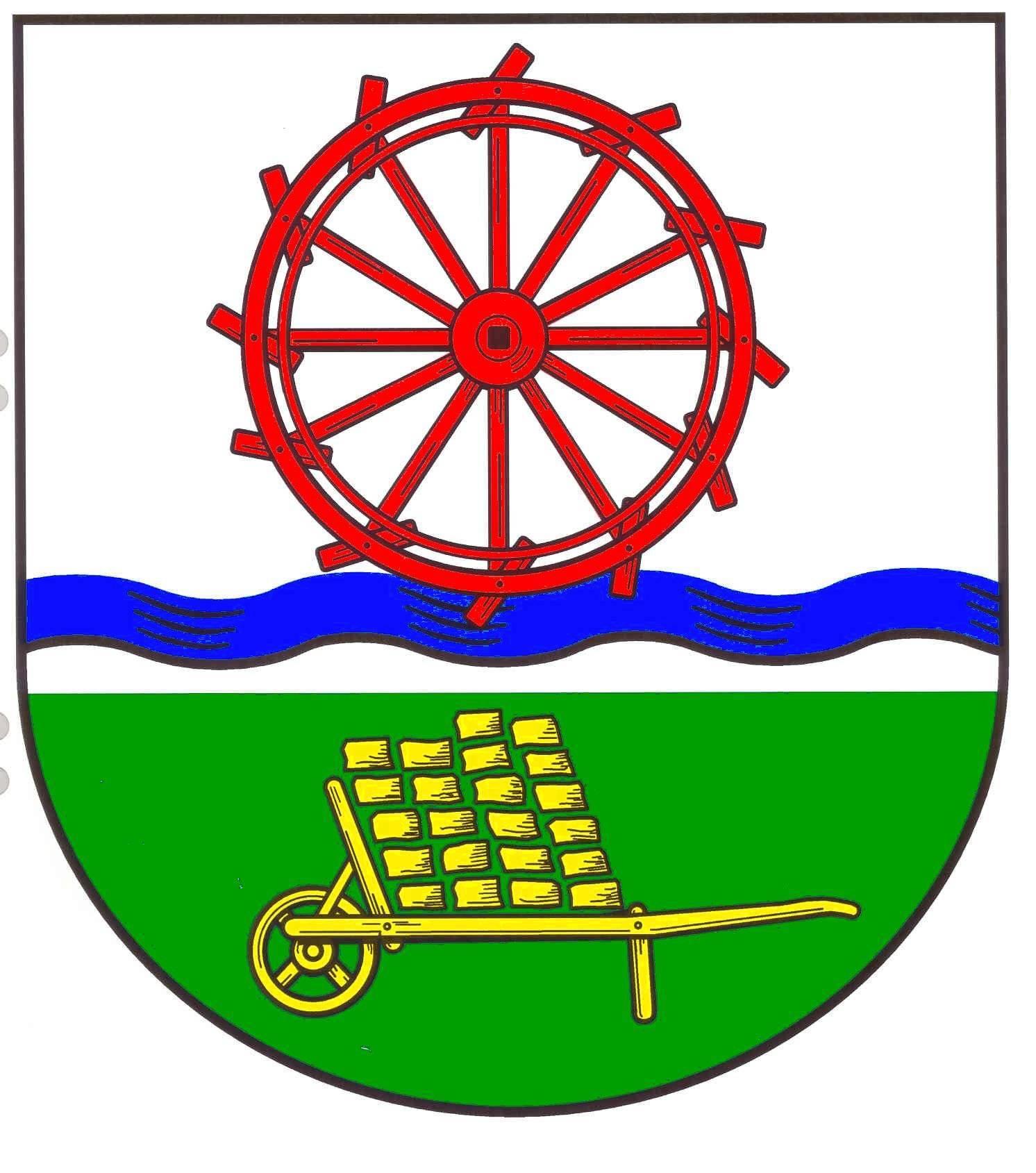 Wappen GemeindeBimöhlen, Kreis Segeberg