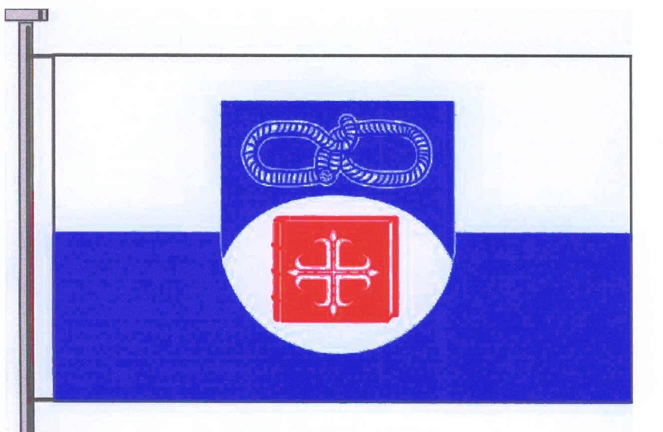 Flagge GemeindeBlekendorf, Kreis Plön