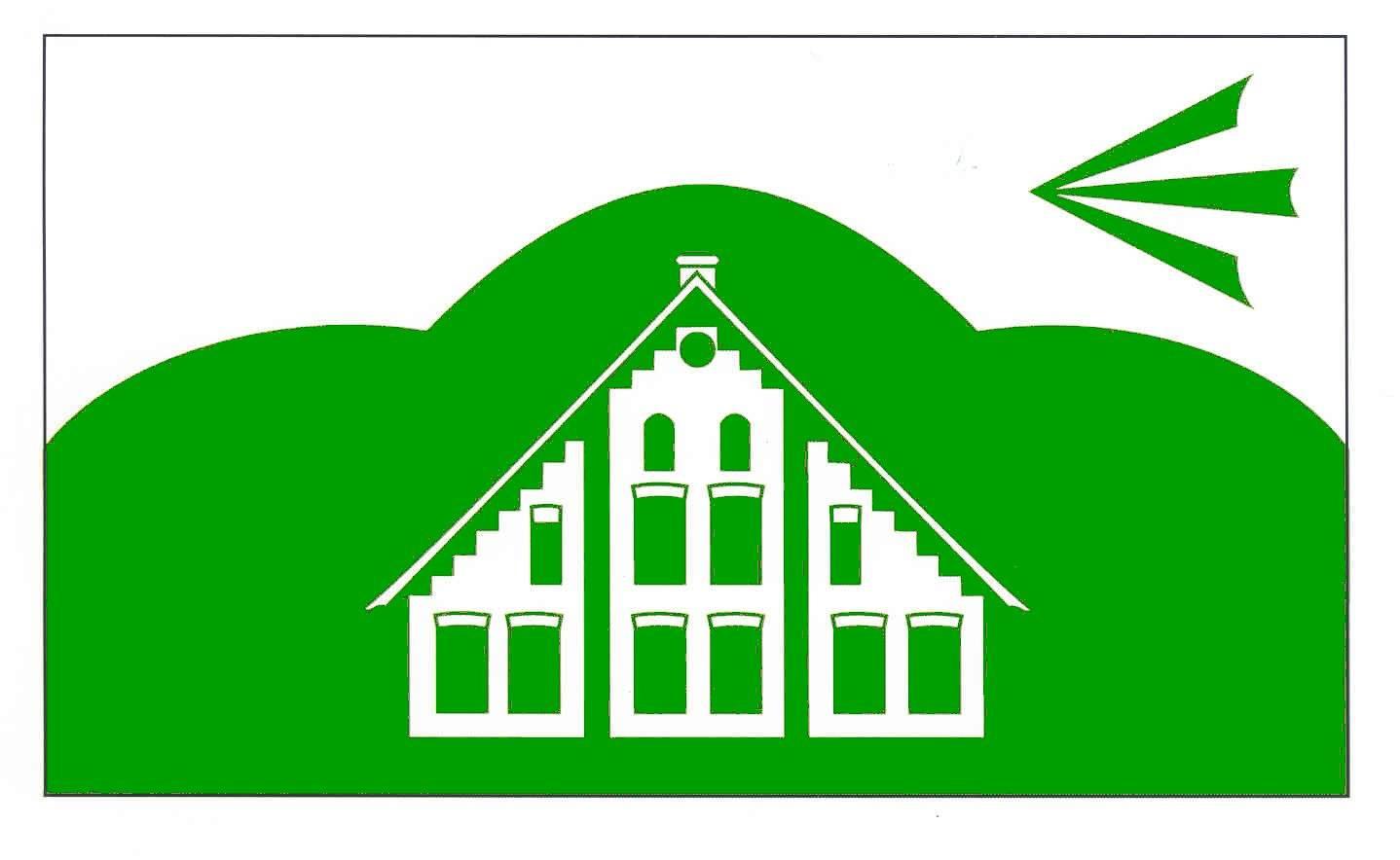 Flagge GemeindeBliestorf, Kreis Herzogtum Lauenburg