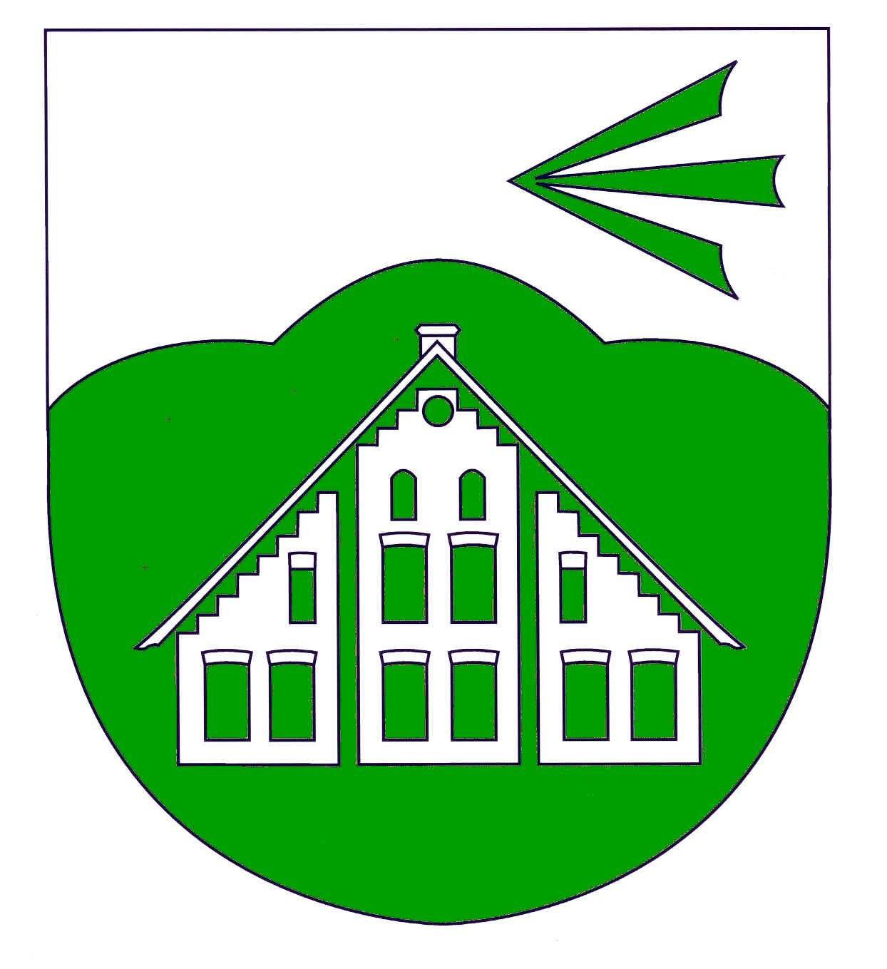 Wappen GemeindeBliestorf, Kreis Herzogtum Lauenburg