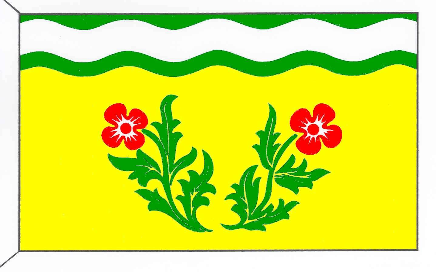 Flagge GemeindeBlumenthal, Kreis Rendsburg-Eckernförde
