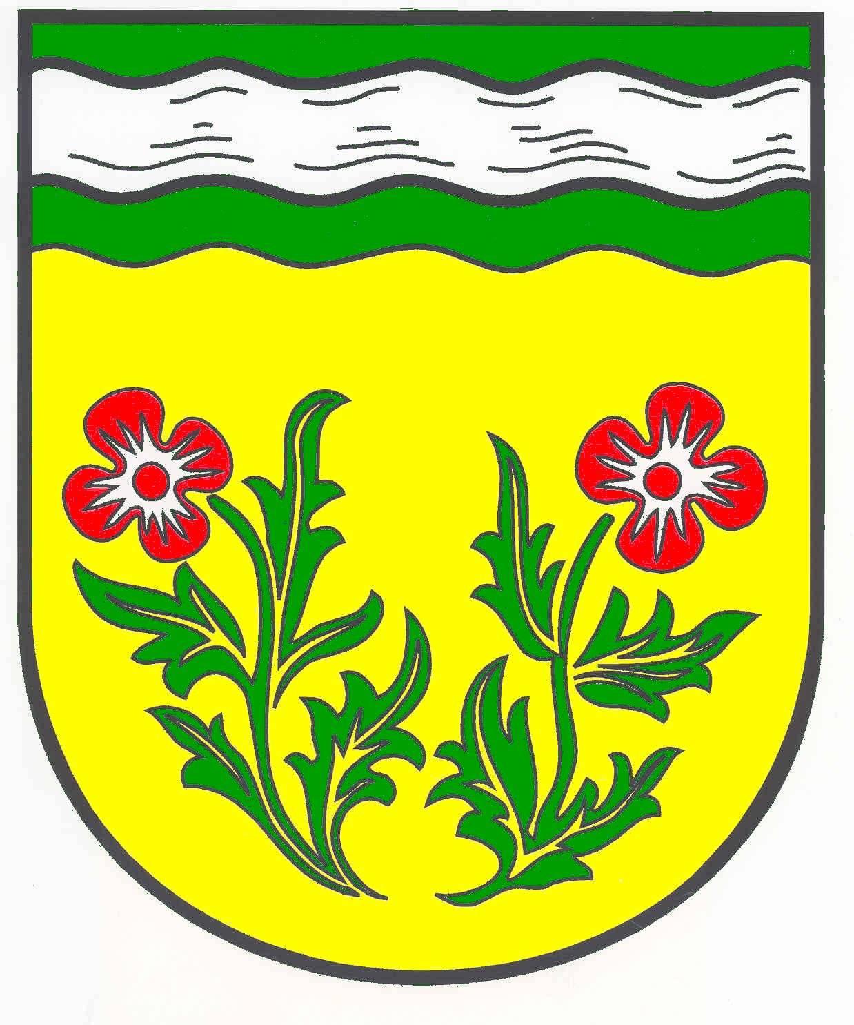 Wappen GemeindeBlumenthal, Kreis Rendsburg-Eckernförde